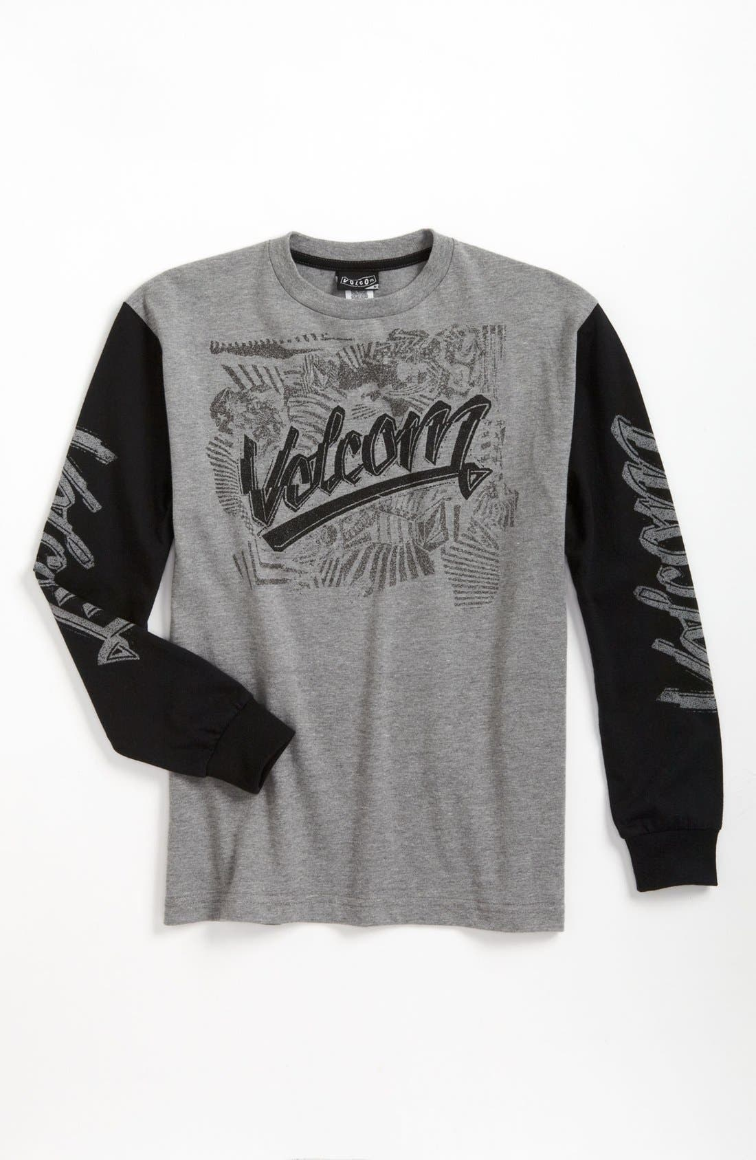Alternate Image 1 Selected - Volcom 'Pranto' T-Shirt (Big Boys)