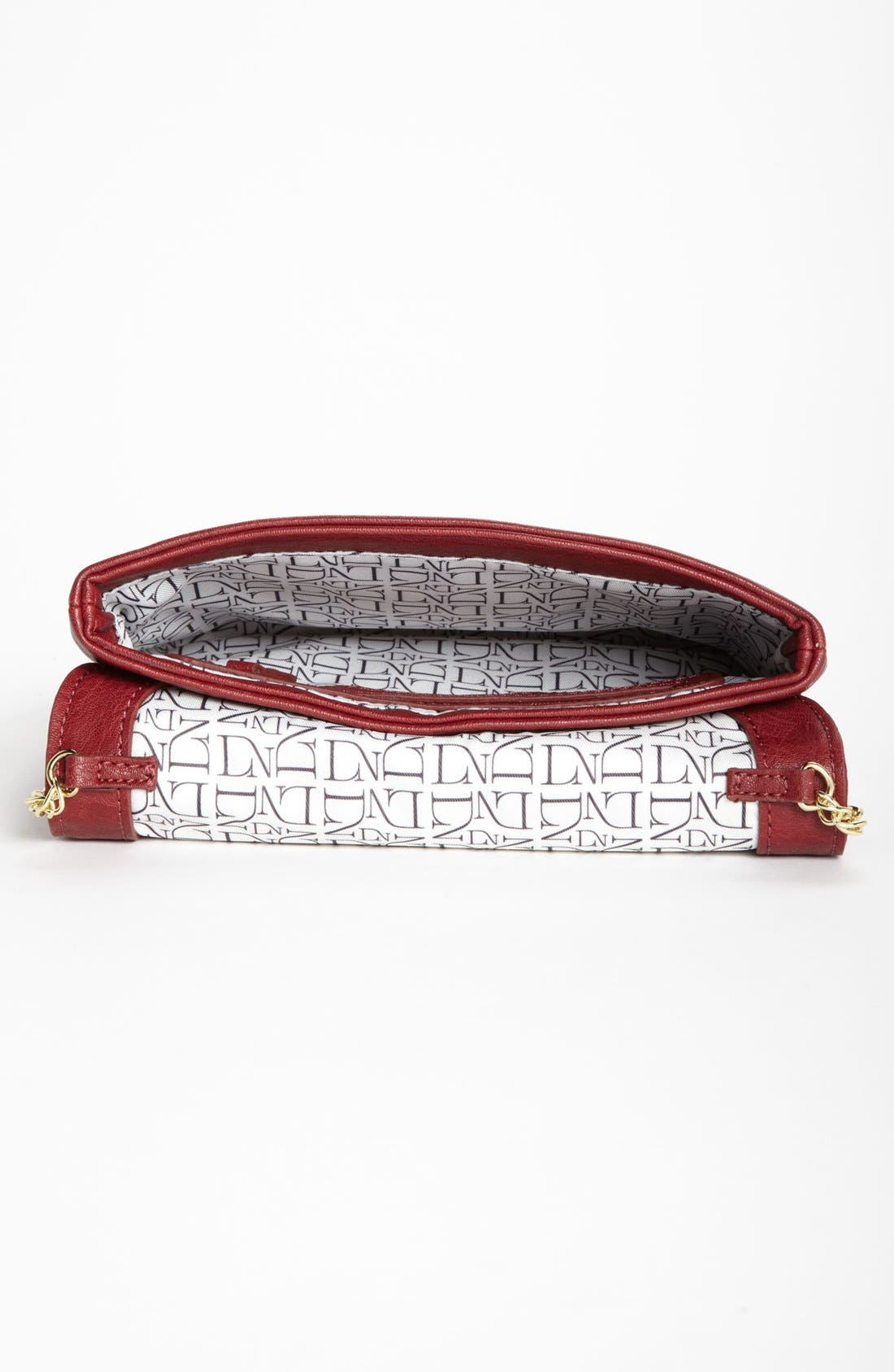 Alternate Image 3  - Danielle Nicole Faux Leather Clutch