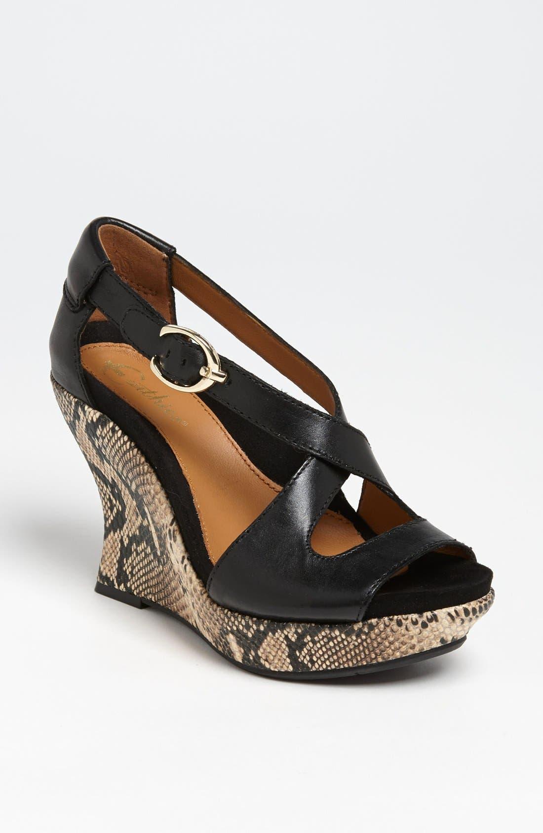 Alternate Image 1 Selected - Earthies® 'Anzio' Sandal