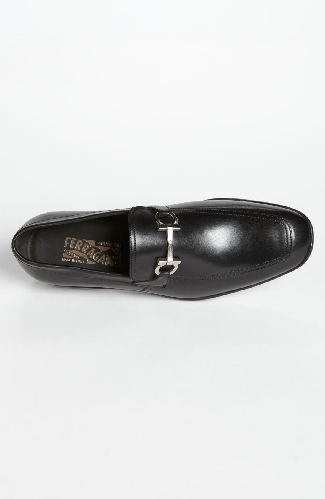 Alternate Image 3  - Salvatore Ferragamo 'Simply' Bit Loafer