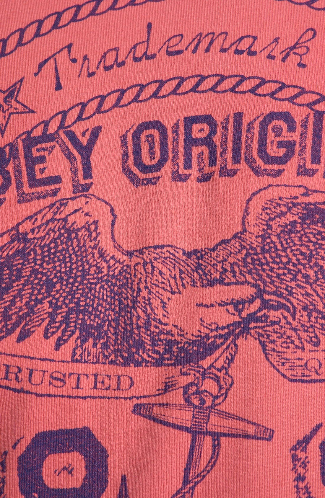 Alternate Image 3  - Obey 'Original Eagle' Graphic T-Shirt