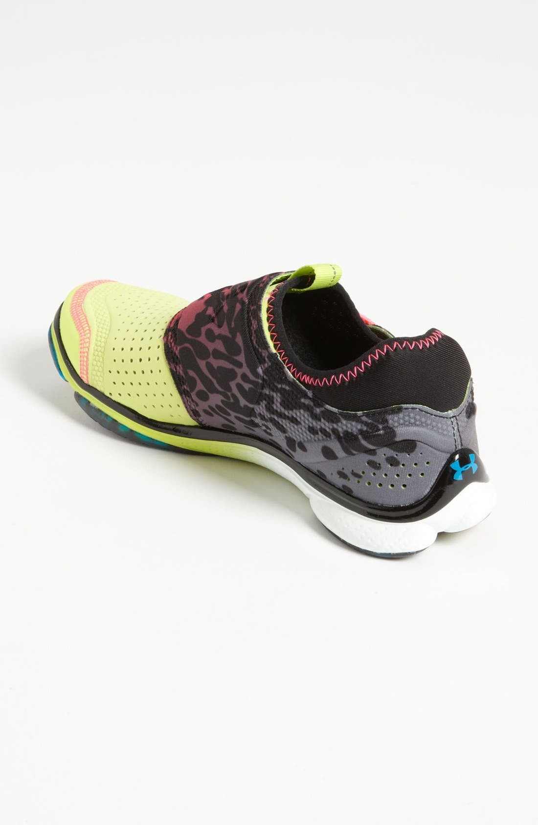 Alternate Image 2  - Under Armour 'Micro G® Toxic' Running Shoe (Women)