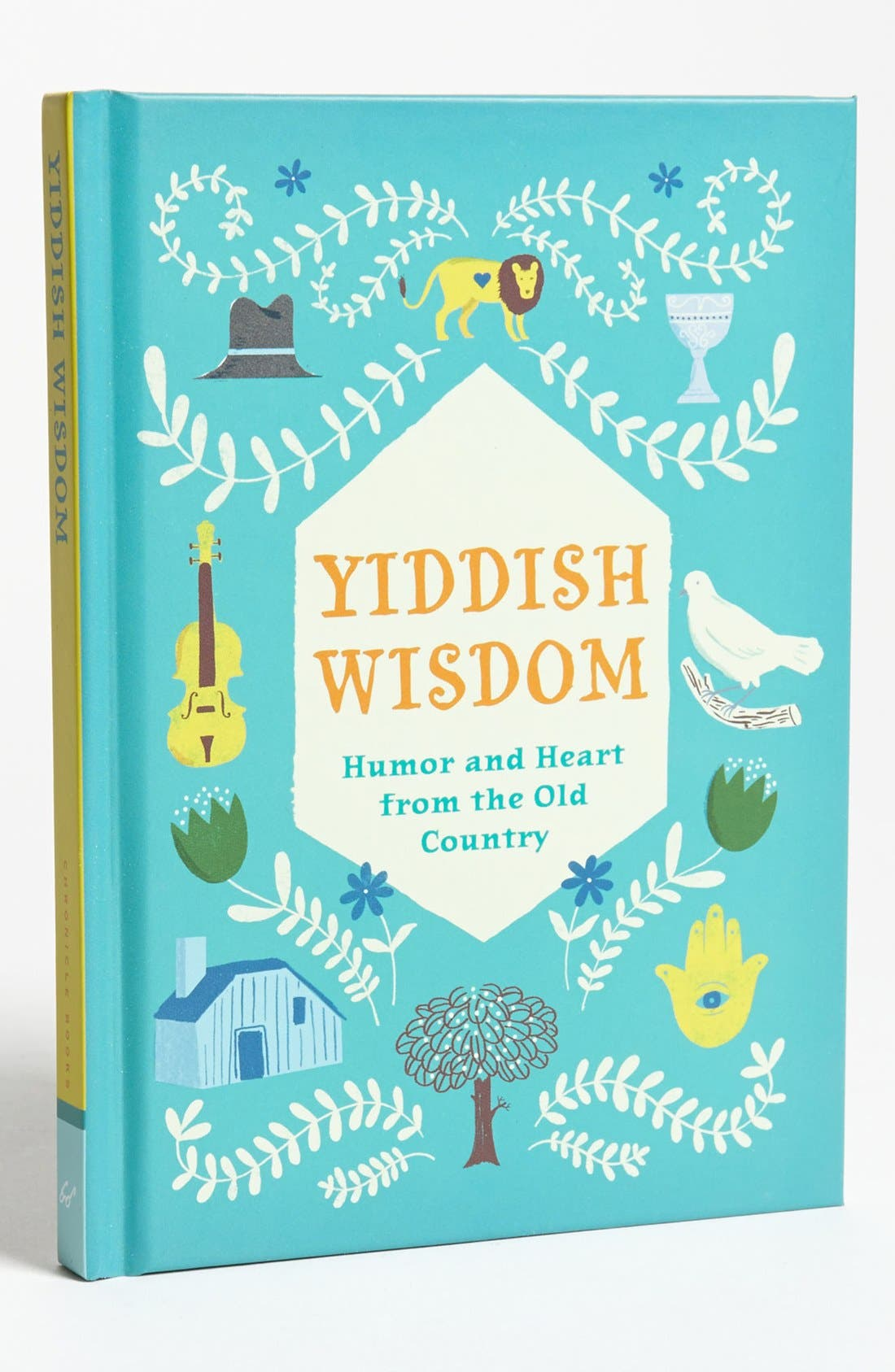 Main Image - 'Yiddish Wisdom: Humor & Heart from the Old Country' Quotations Book