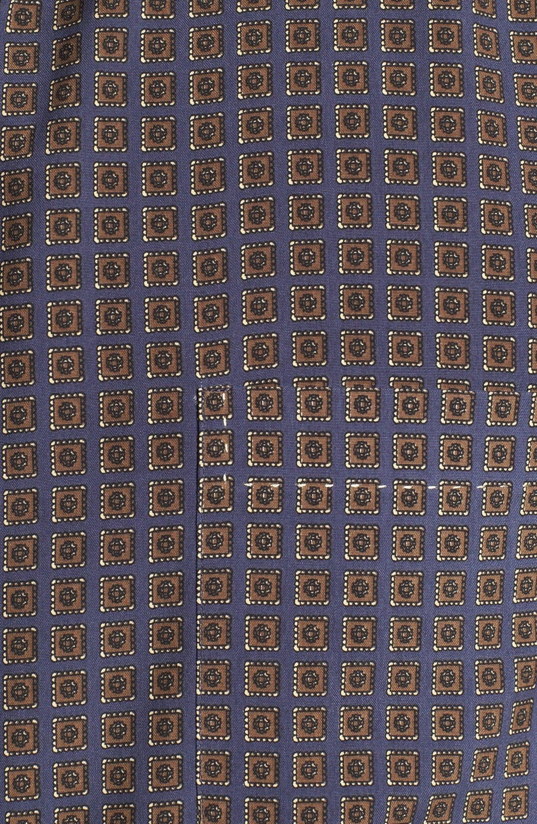 Alternate Image 3  - Nat Nast American Fit Foulard Silk Sport Shirt