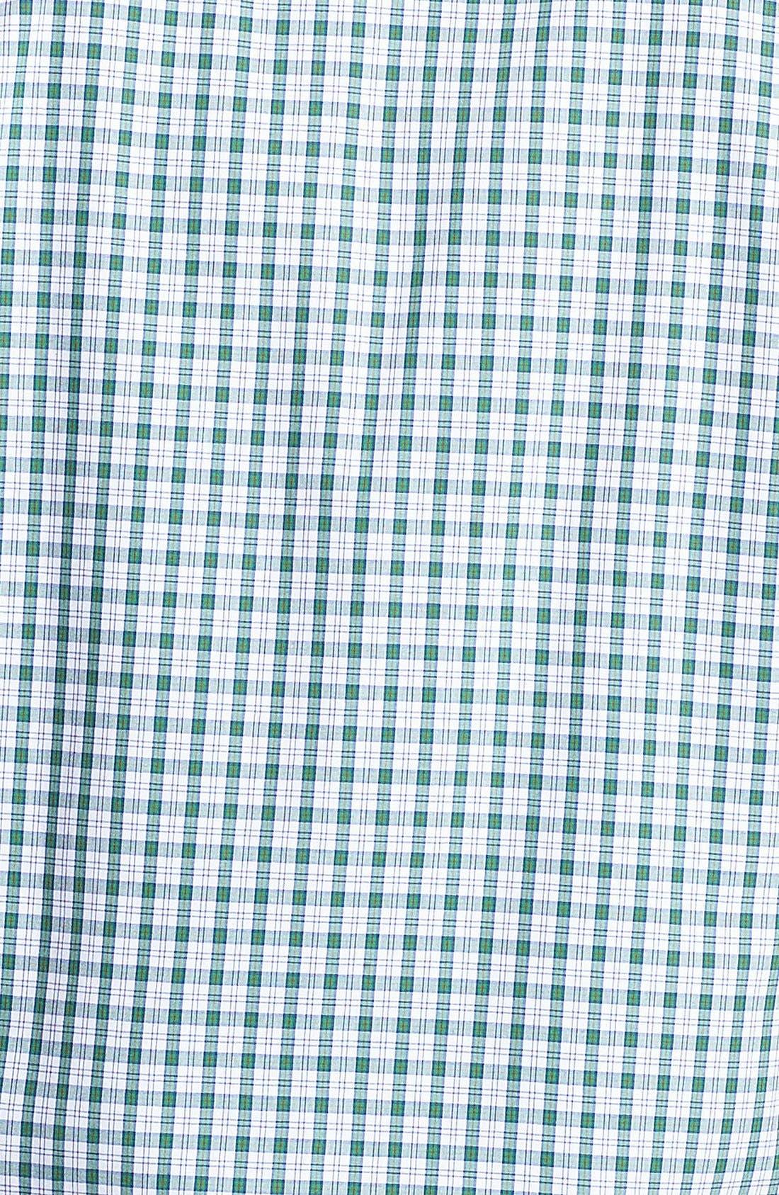 Alternate Image 3  - Nordstrom Smartcare™ Regular Fit Short Sleeve Sport Shirt
