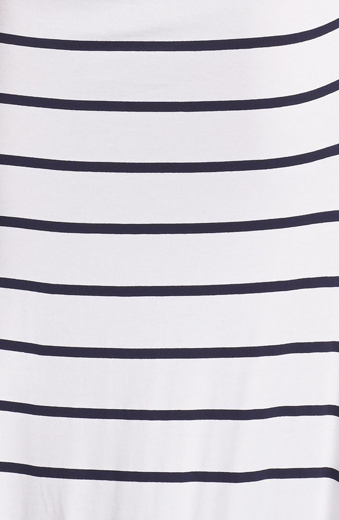 Alternate Image 3  - Everleigh Bow Back Halter Maxi Dress