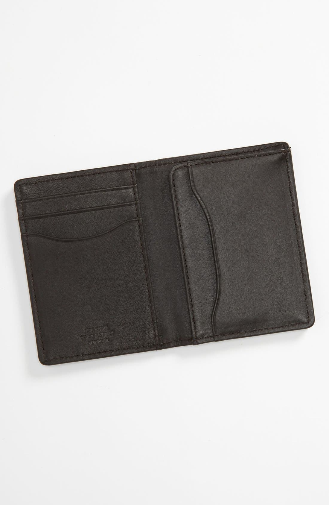 Alternate Image 3  - Jack Spade 'Waxwear' Vertical Wallet