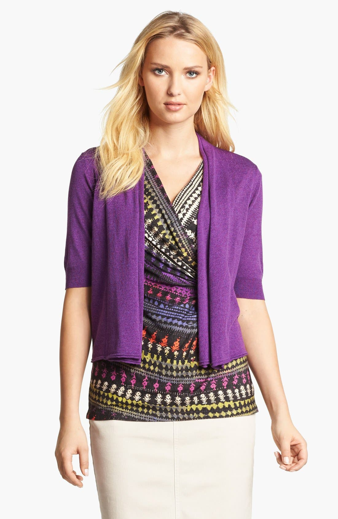 Main Image - NIC+ZOE 'Summer Night' Cardigan