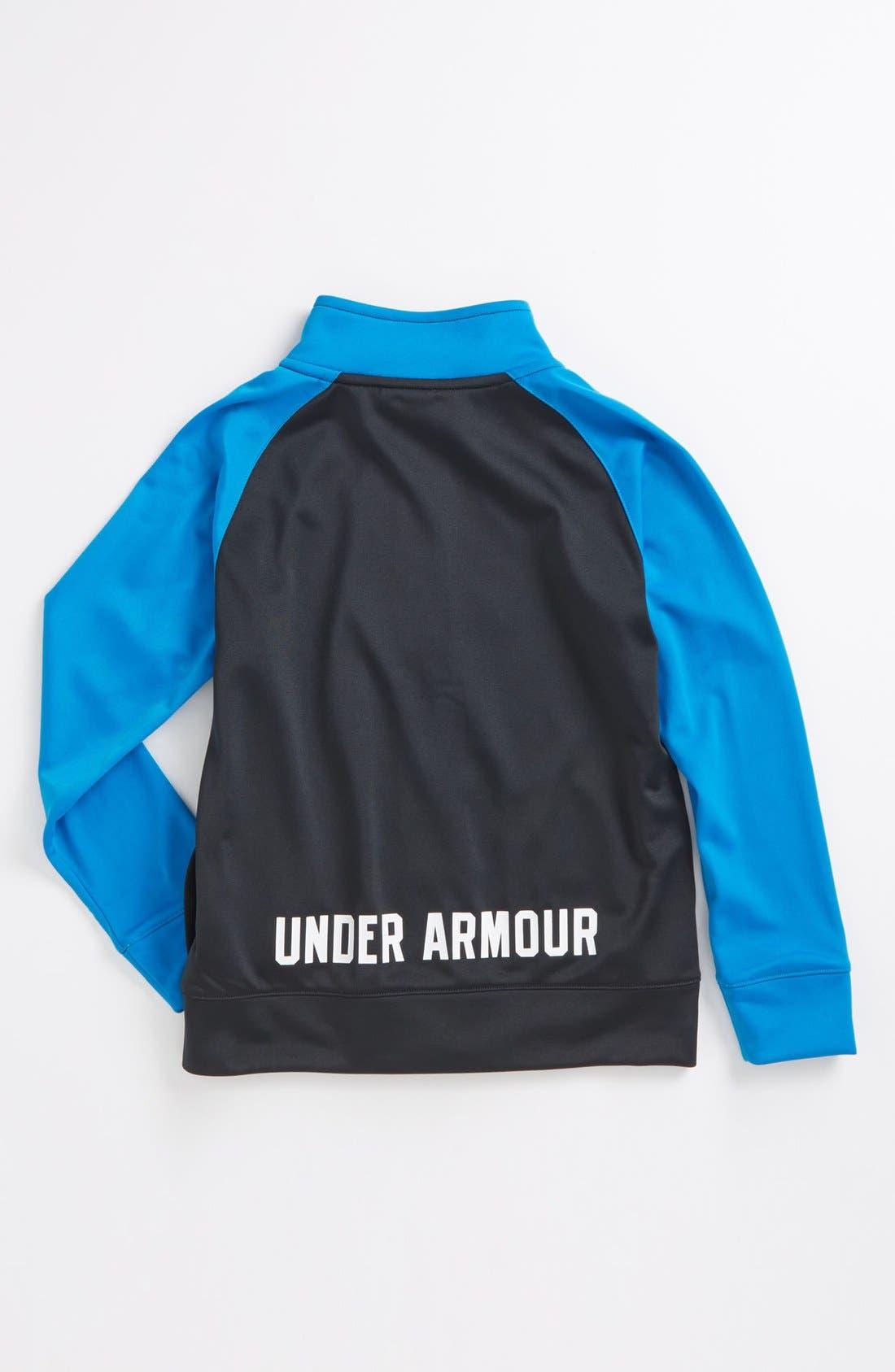 Alternate Image 2  - Under Armour 'Sideline' Jacket (Little Boys)