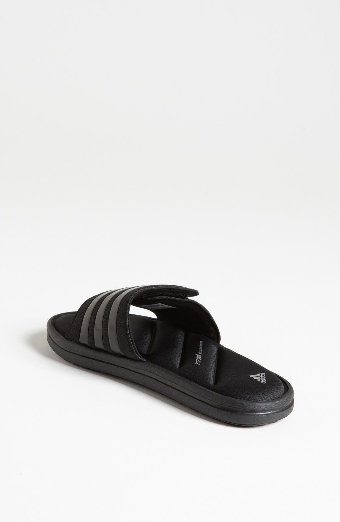 Alternate Image 2  - adidas 'Zeitfrei' Slide (Toddler, Little Kid & Big Kid)