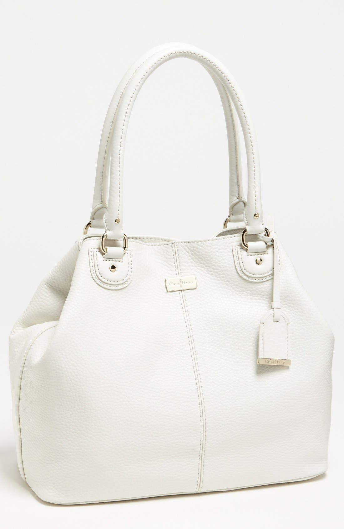 Main Image - Cole Haan 'Village' Convertible Leather Tote, Large