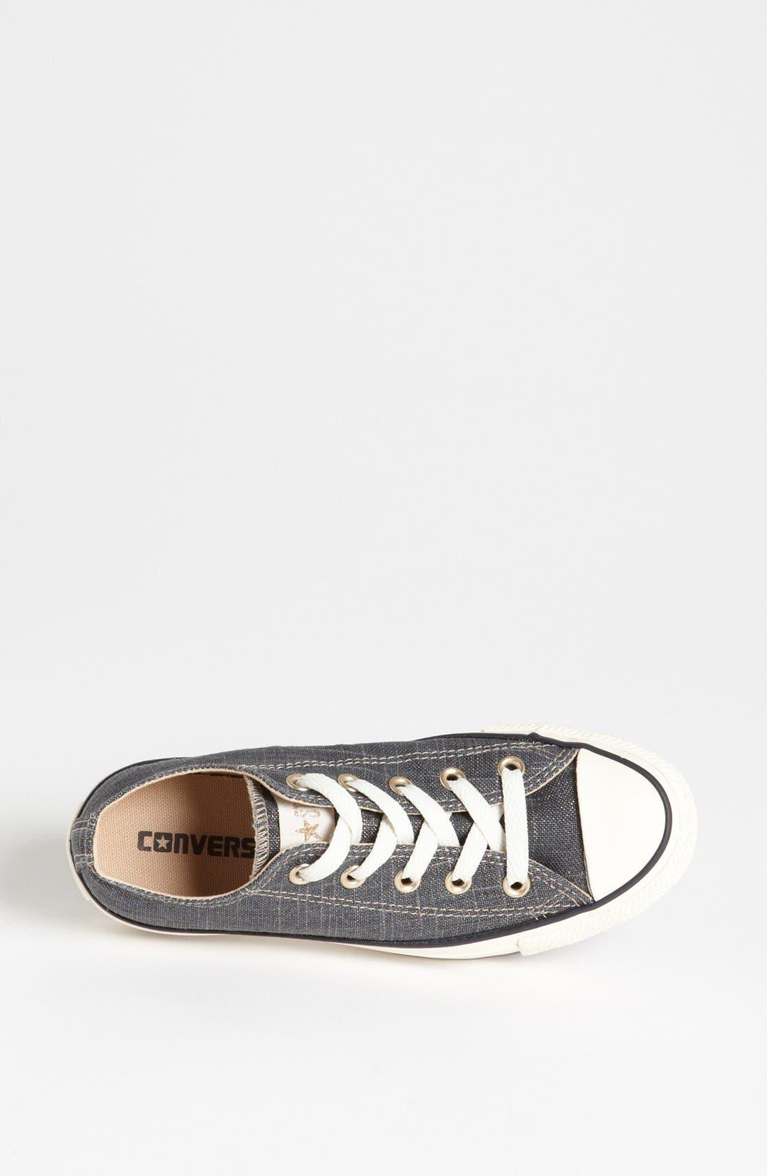 Alternate Image 3  - Converse Chuck Taylor® All Star® 'Textured' Sneaker (Women)