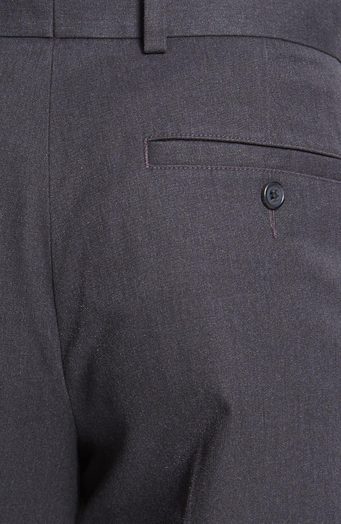 Alternate Image 3  - John W. Nordstrom® Pleated Pants