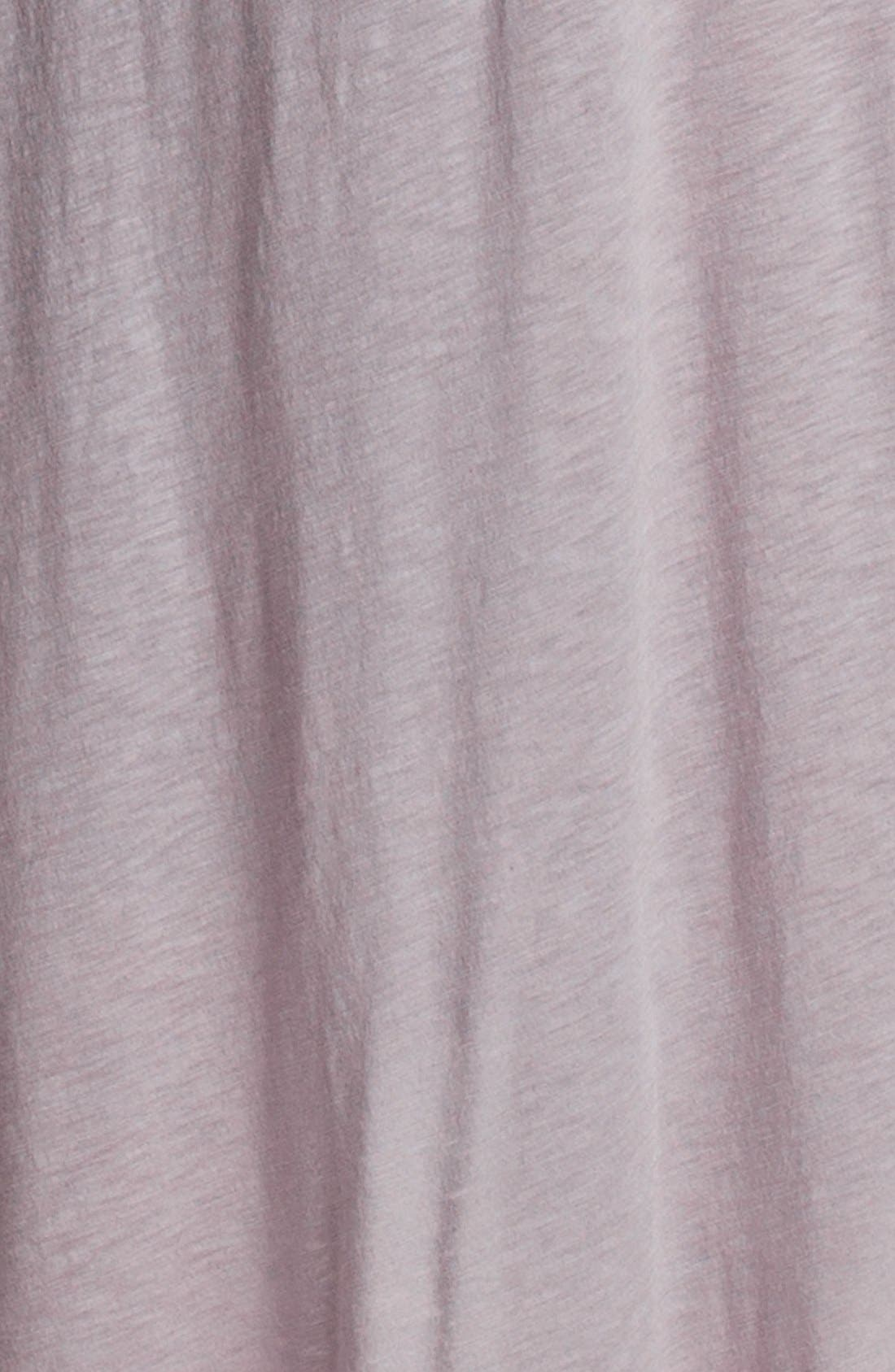 Alternate Image 3  - Velvet by Graham & Spencer Boxy Sleeveless Drop Waist Midi Dress
