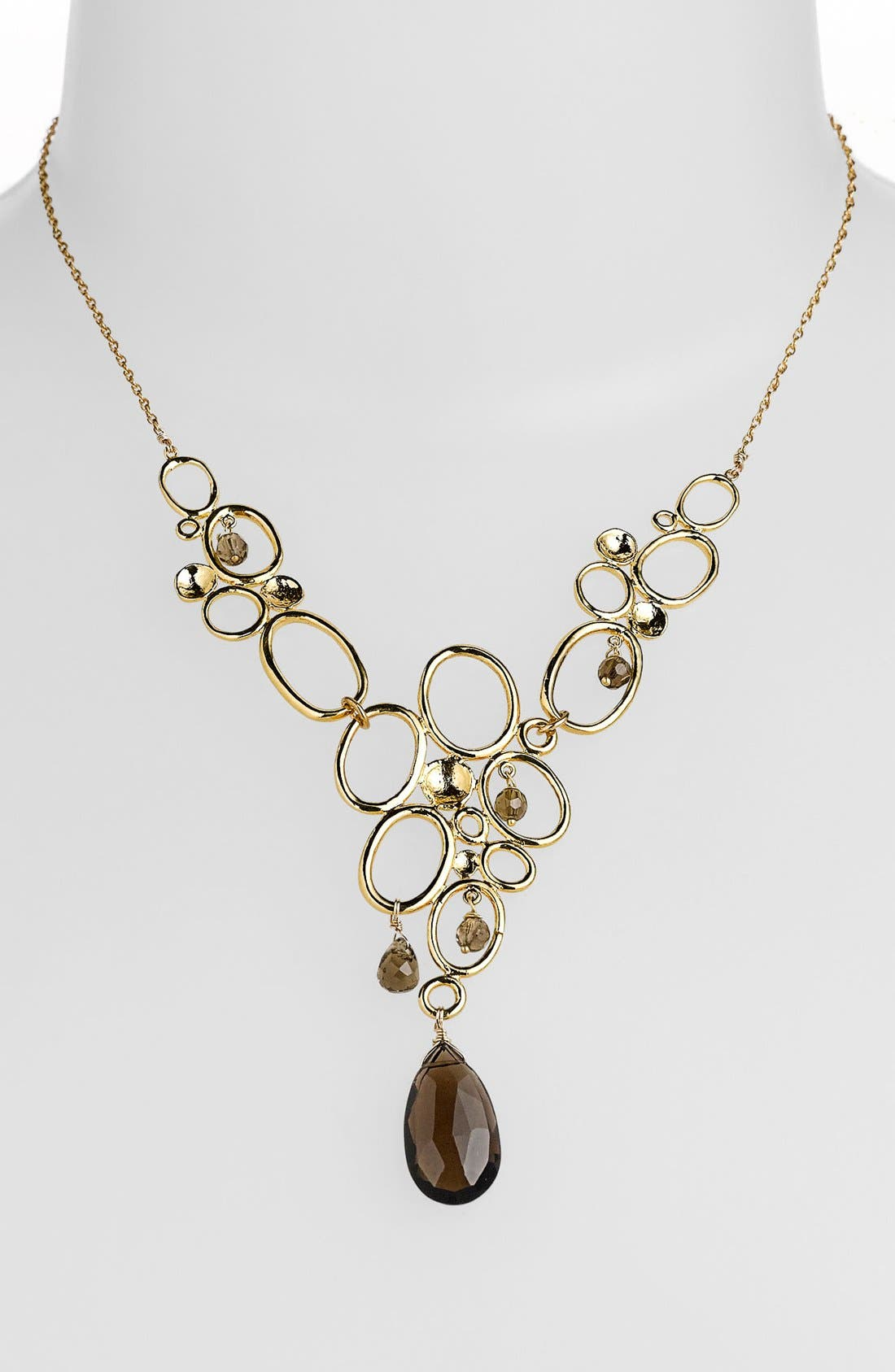 Alternate Image 1 Selected - Alexis Bittar 'Elements' Bib Necklace (Nordstrom Exclusive)