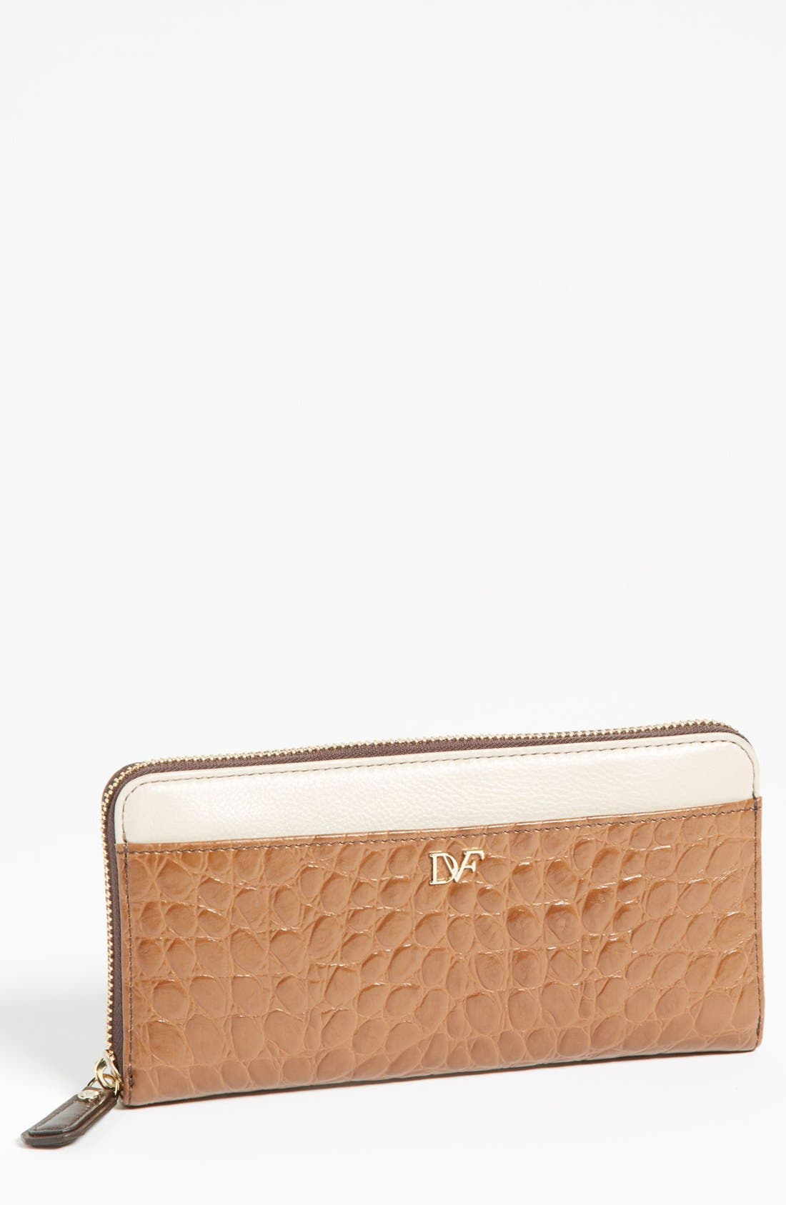 Alternate Image 1 Selected - Diane von Furstenberg Continental Wallet