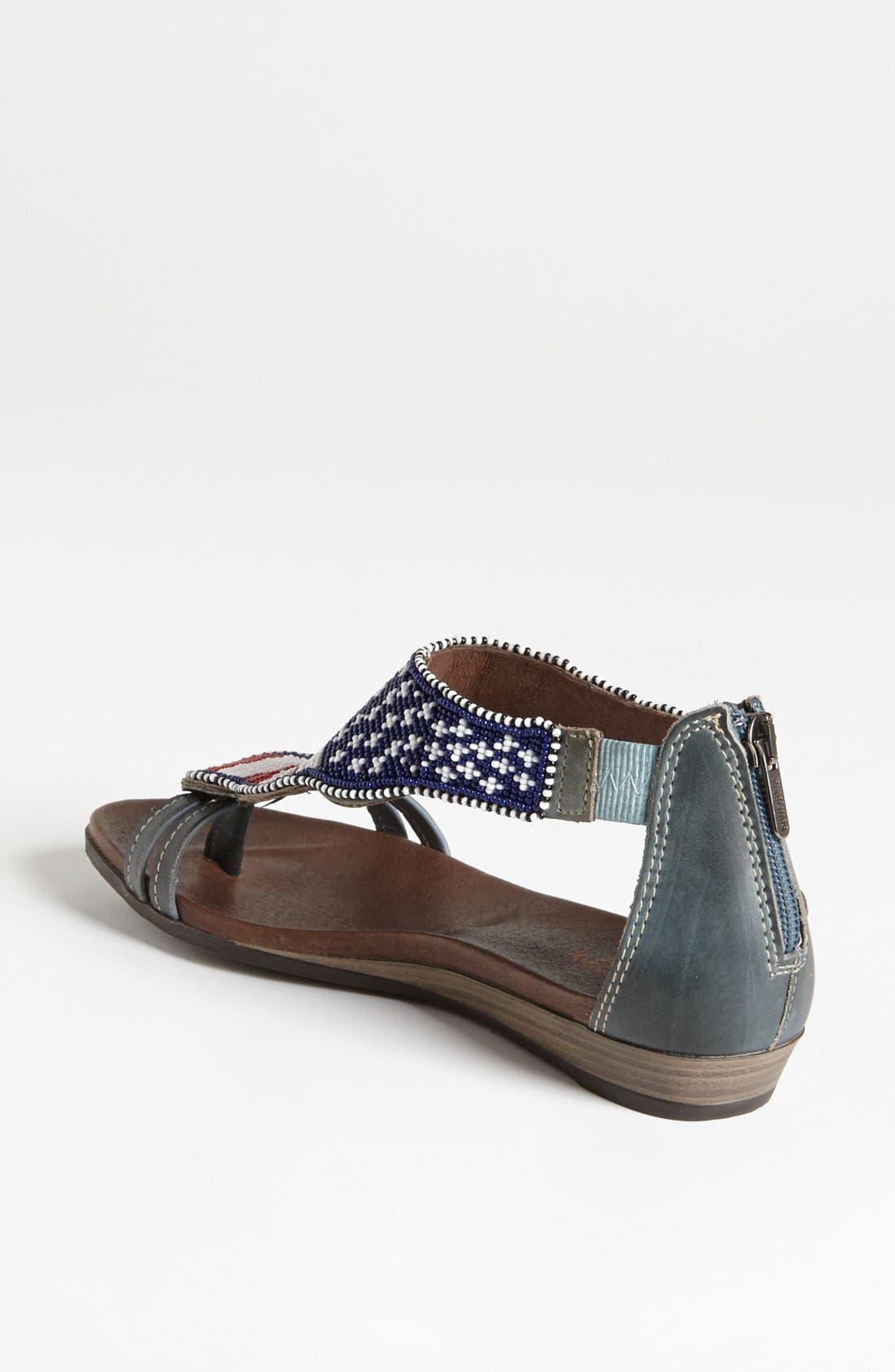 Alternate Image 2  - PIKOLINOS 'Alcudia Maasai - USA' Sandal