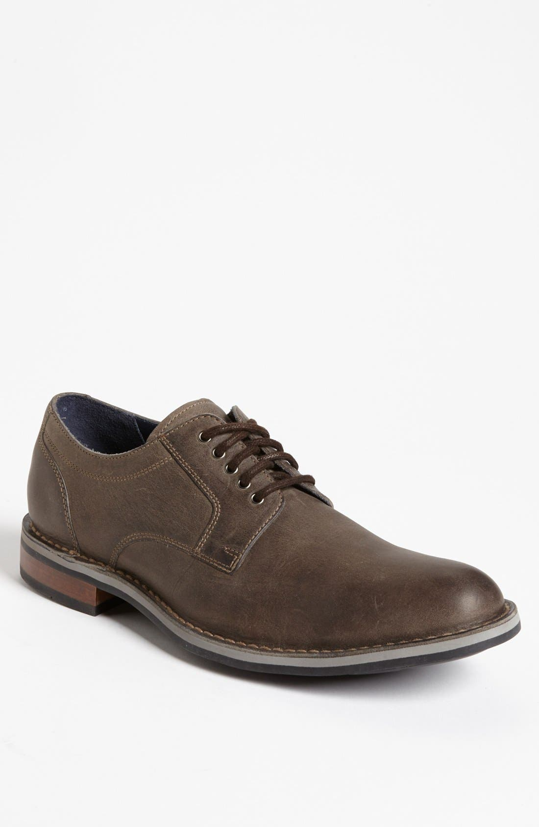 Alternate Image 1 Selected - Cole Haan 'Centre St.' Plain Toe Derby   (Men)