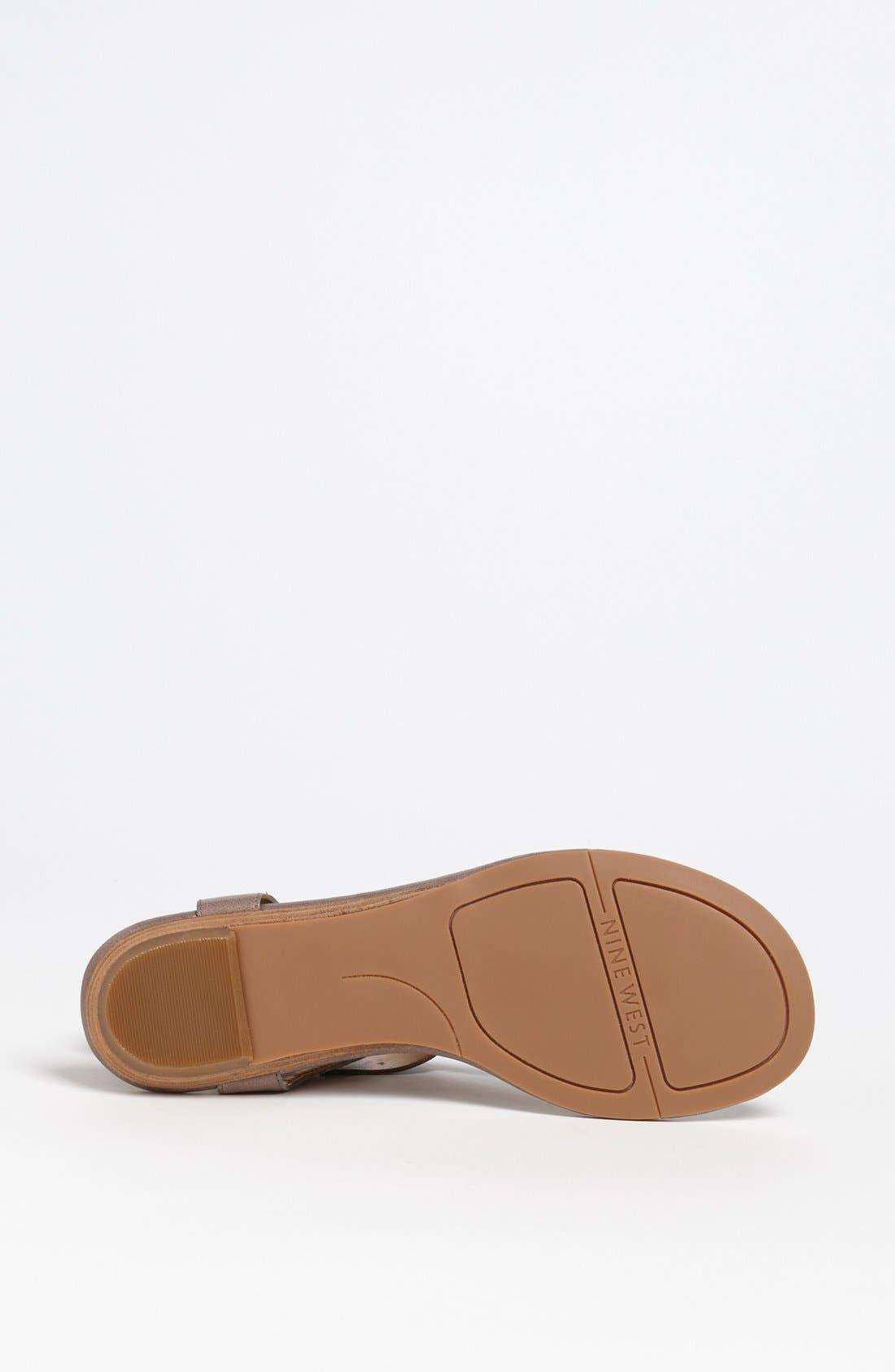 Alternate Image 3  - Nine West 'Wiloh' Sandal