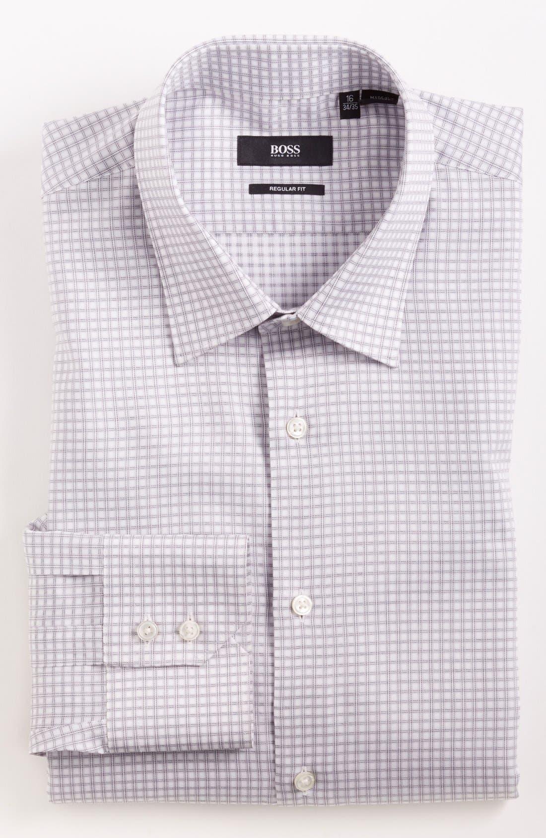 Main Image - BOSS HUGO BOSS 'Gulio' US Regular Fit Dress Shirt
