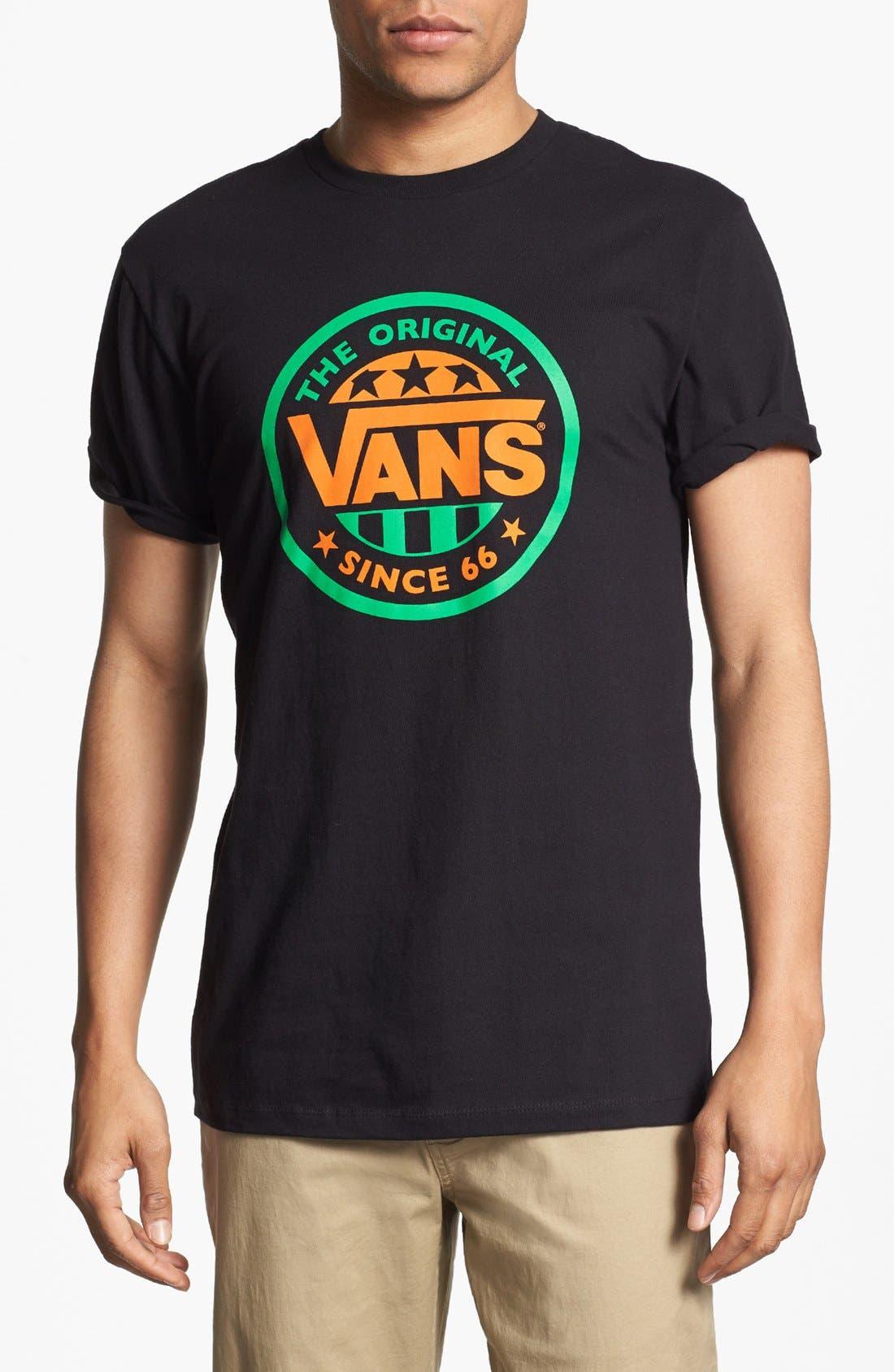 Main Image - Vans 'Original' Graphic T-Shirt