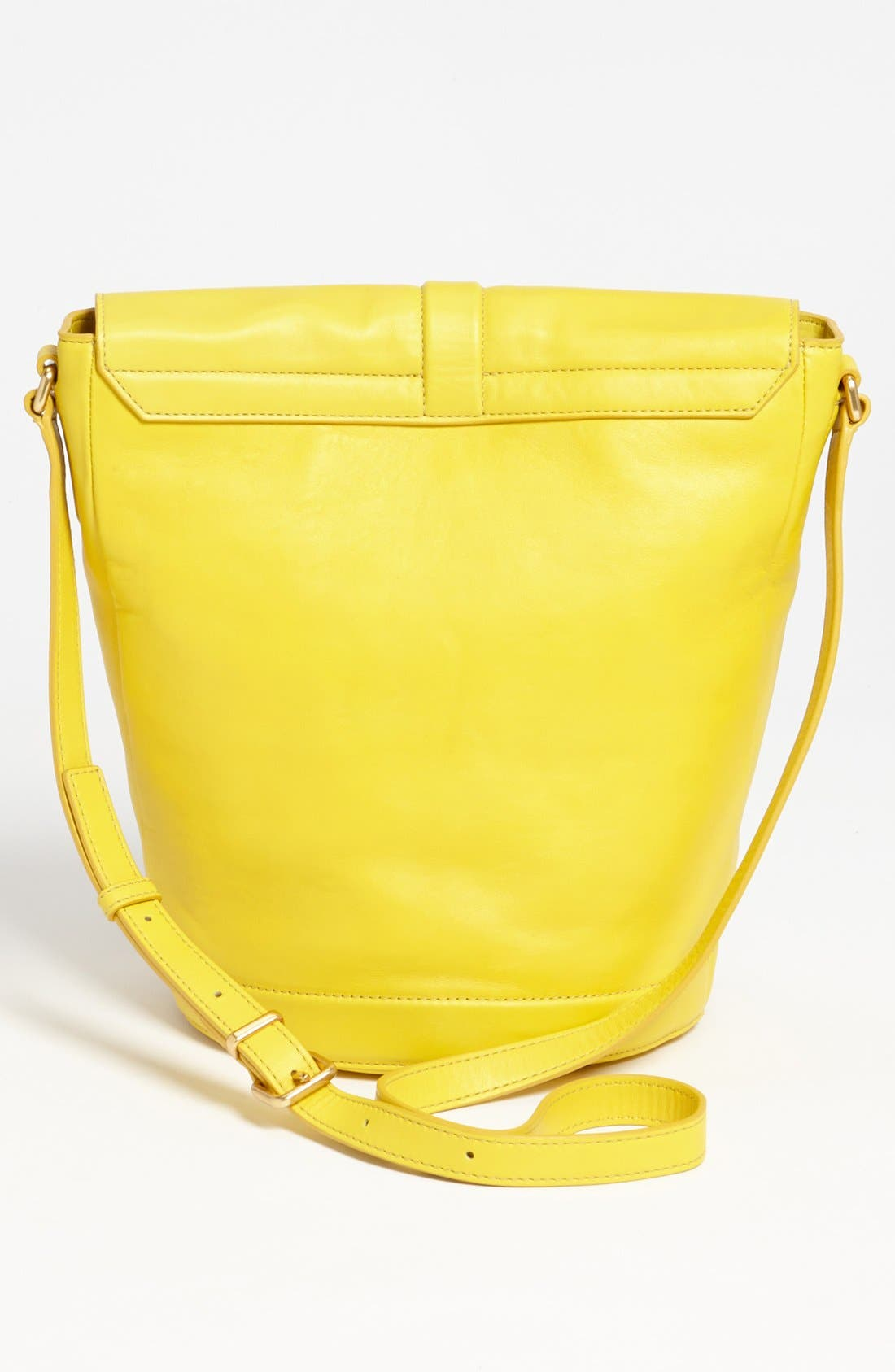 Alternate Image 4  - MARC BY MARC JACOBS 'Natural Selection - Alicia' Leather Bucket Bag