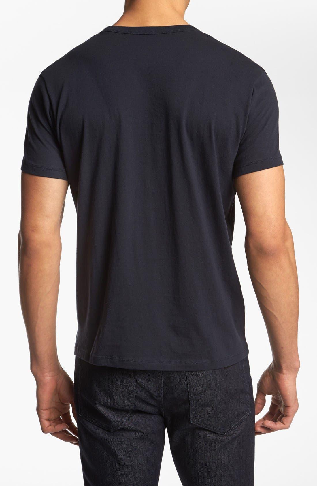 Alternate Image 2  - 47 Brand 'Chicago Cubs - Flanker' T-Shirt