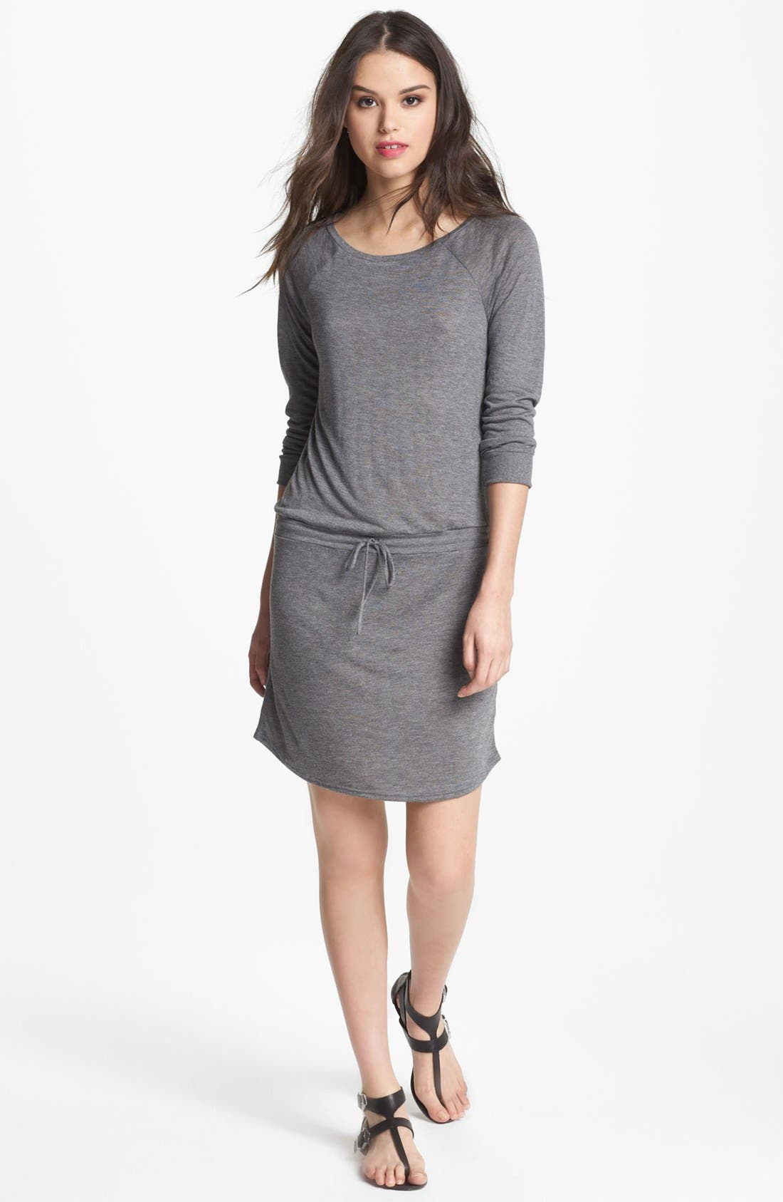 Alternate Image 1 Selected - Soft Joie 'Analee' Drawstring Blouson Dress