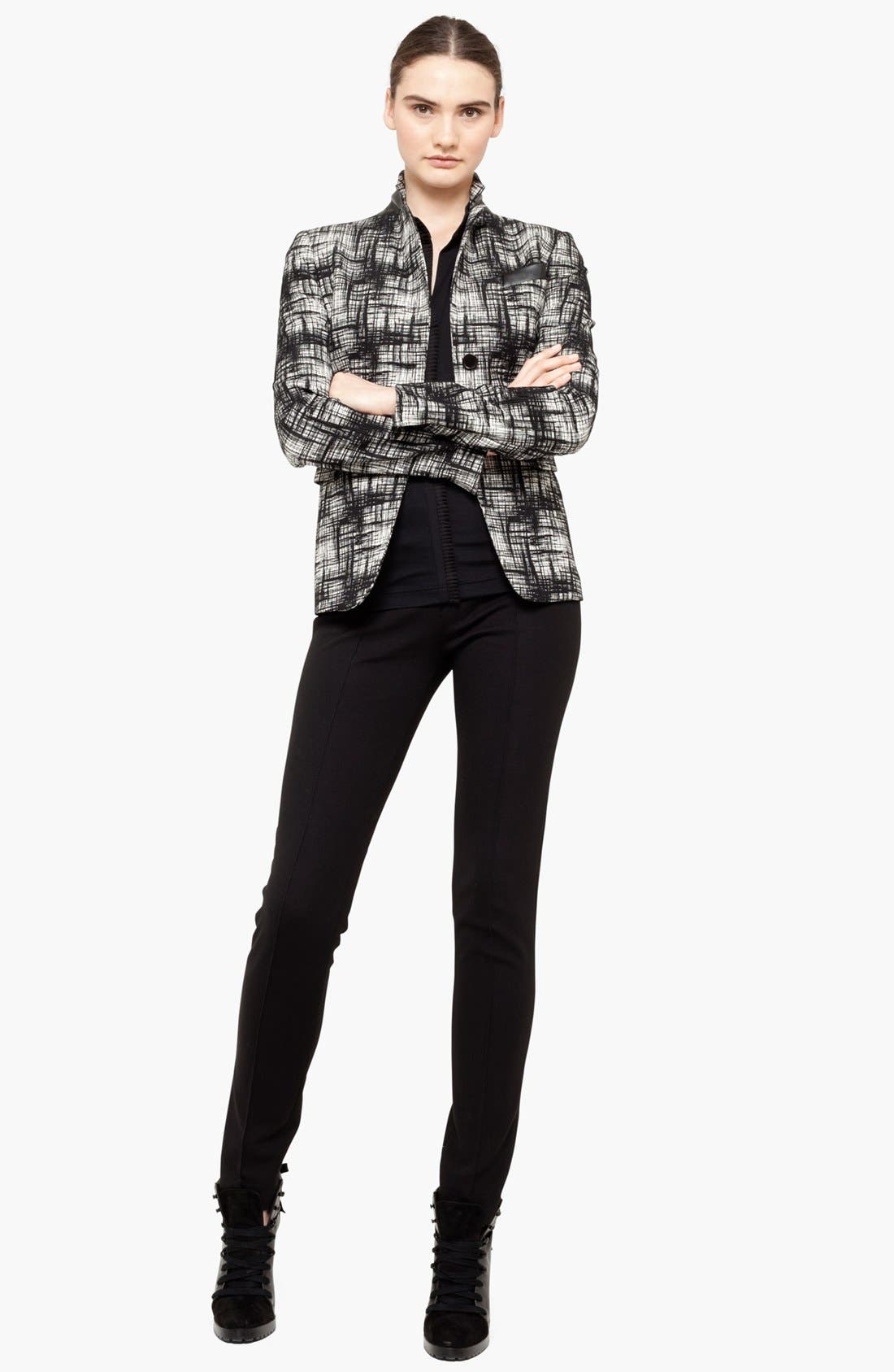 Alternate Image 3  - Akris punto Stretch Jersey Pants