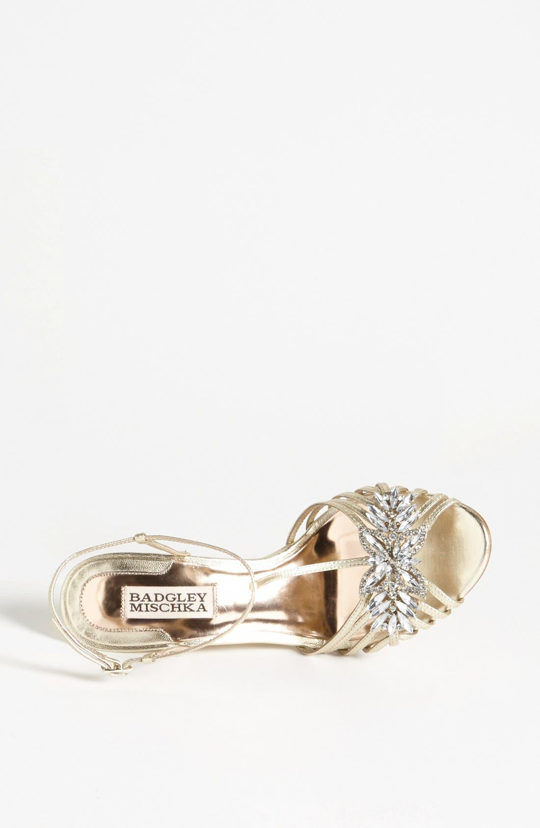 Alternate Image 3  - Badgley Mischka 'Naomi' Wedge Sandal
