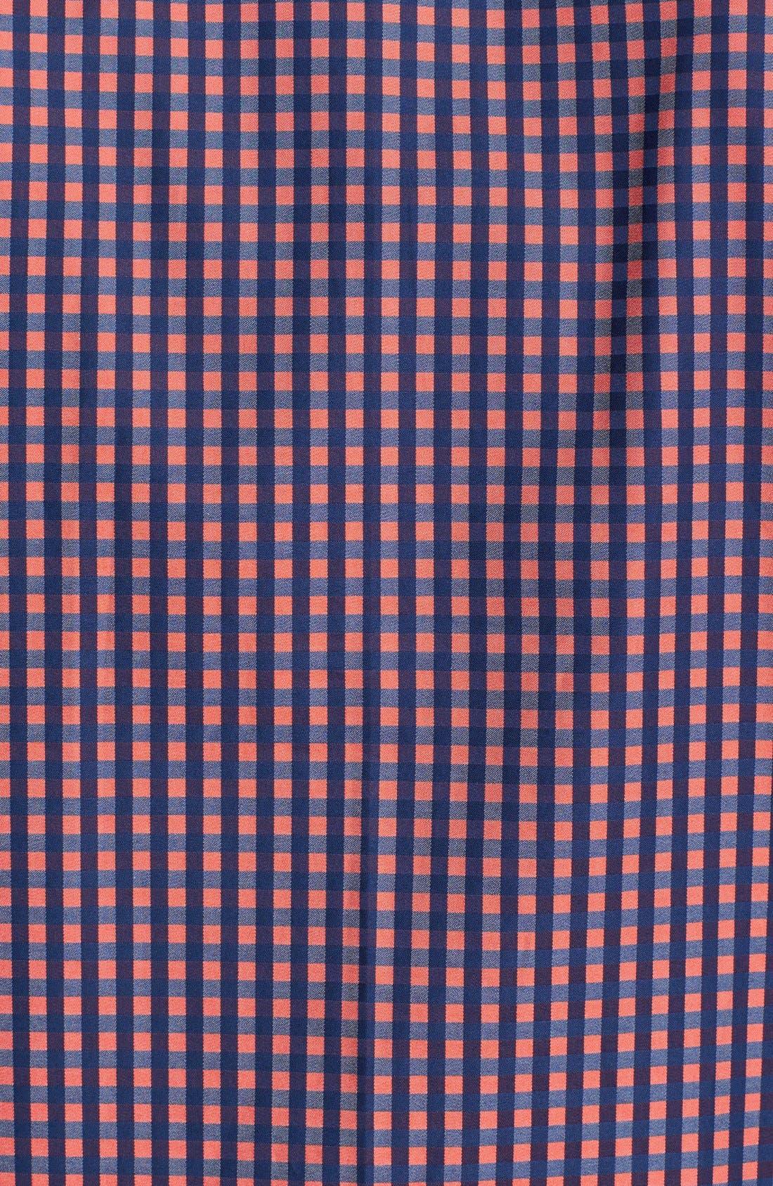 Alternate Image 4  - Robert Graham 'Garrison' Regular Fit Sport Shirt