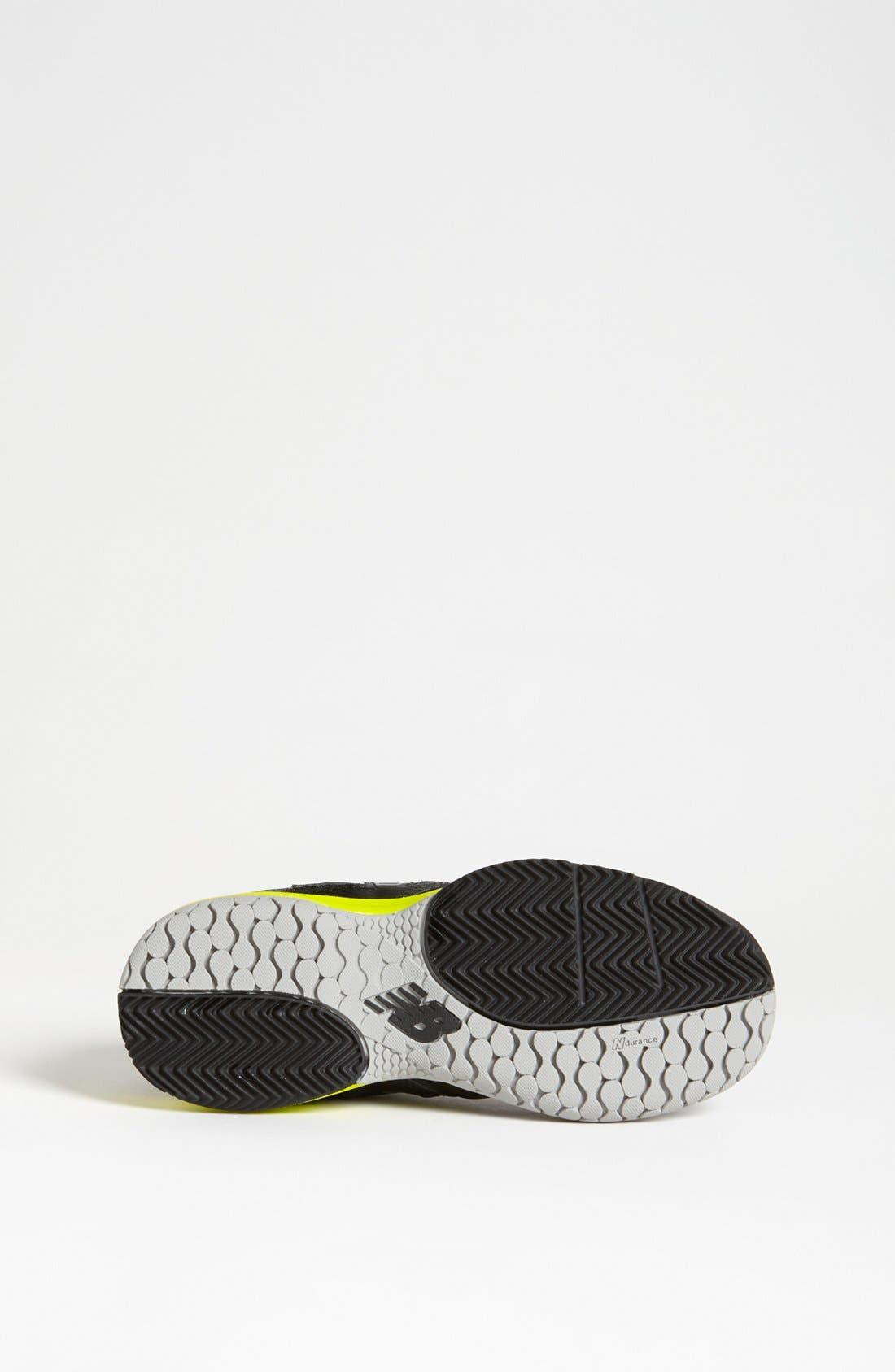 Alternate Image 4  - New Balance Tennis Shoe (Toddler, Little Kid & Big Kid)