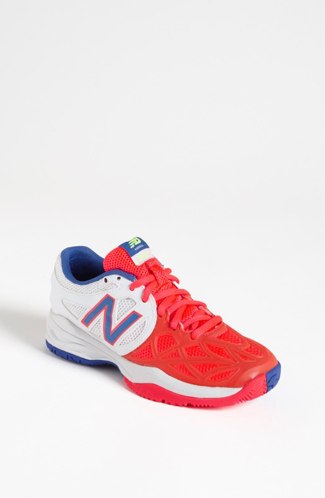 Alternate Image 1 Selected - New Balance Tennis Shoe (Toddler, Little Kid & Big Kid)