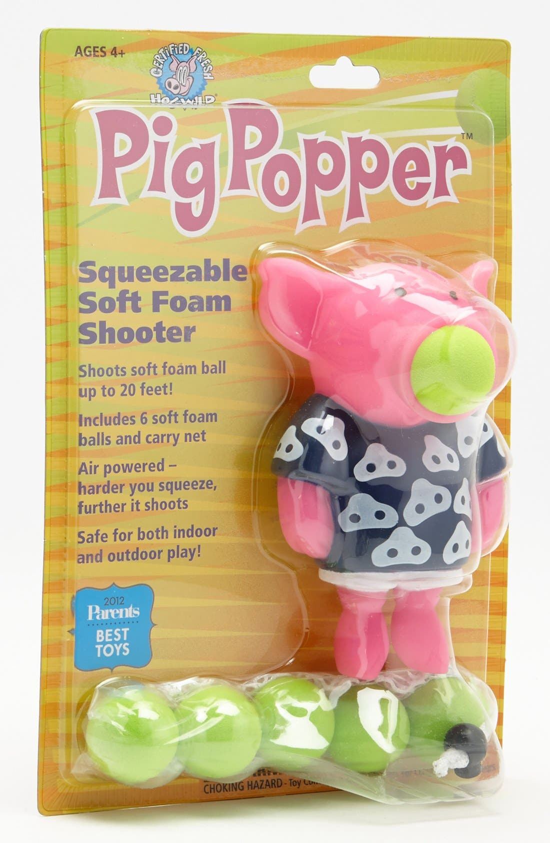 Main Image - Hog Wild Toys 'Pig Popper' Toy