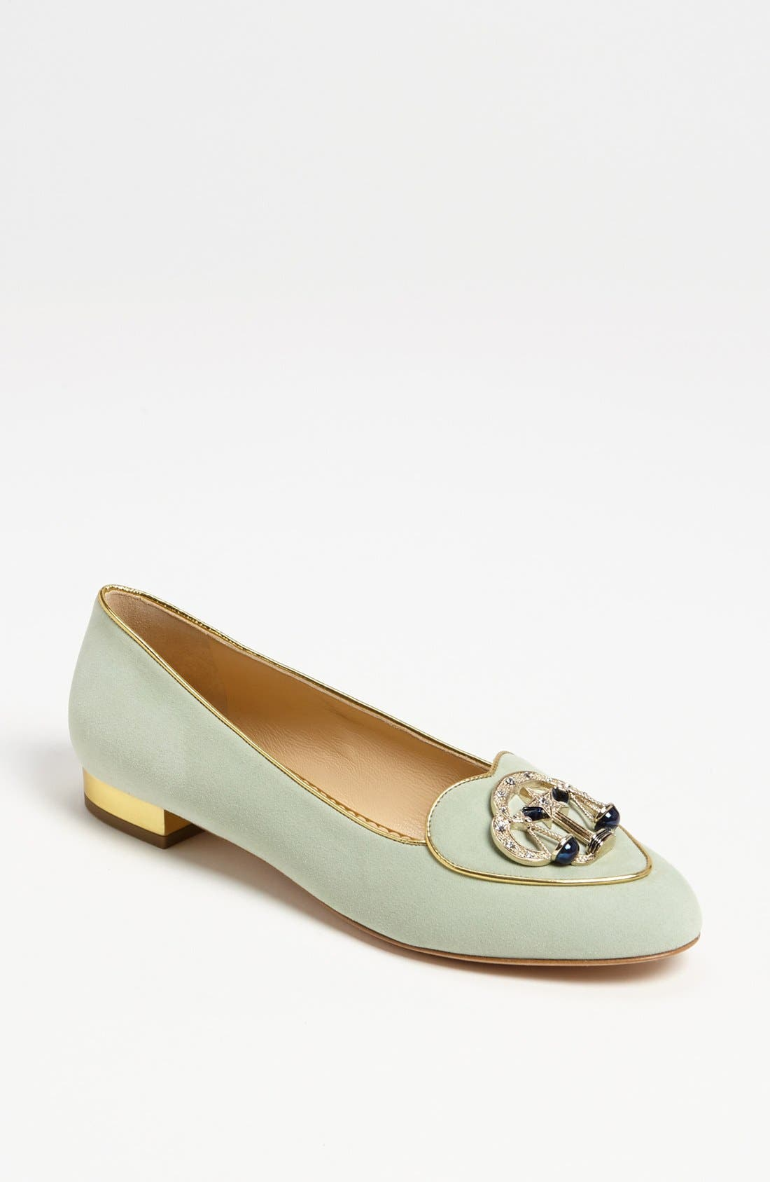 Alternate Image 1 Selected - Charlotte Olympia 'Libra' Flat
