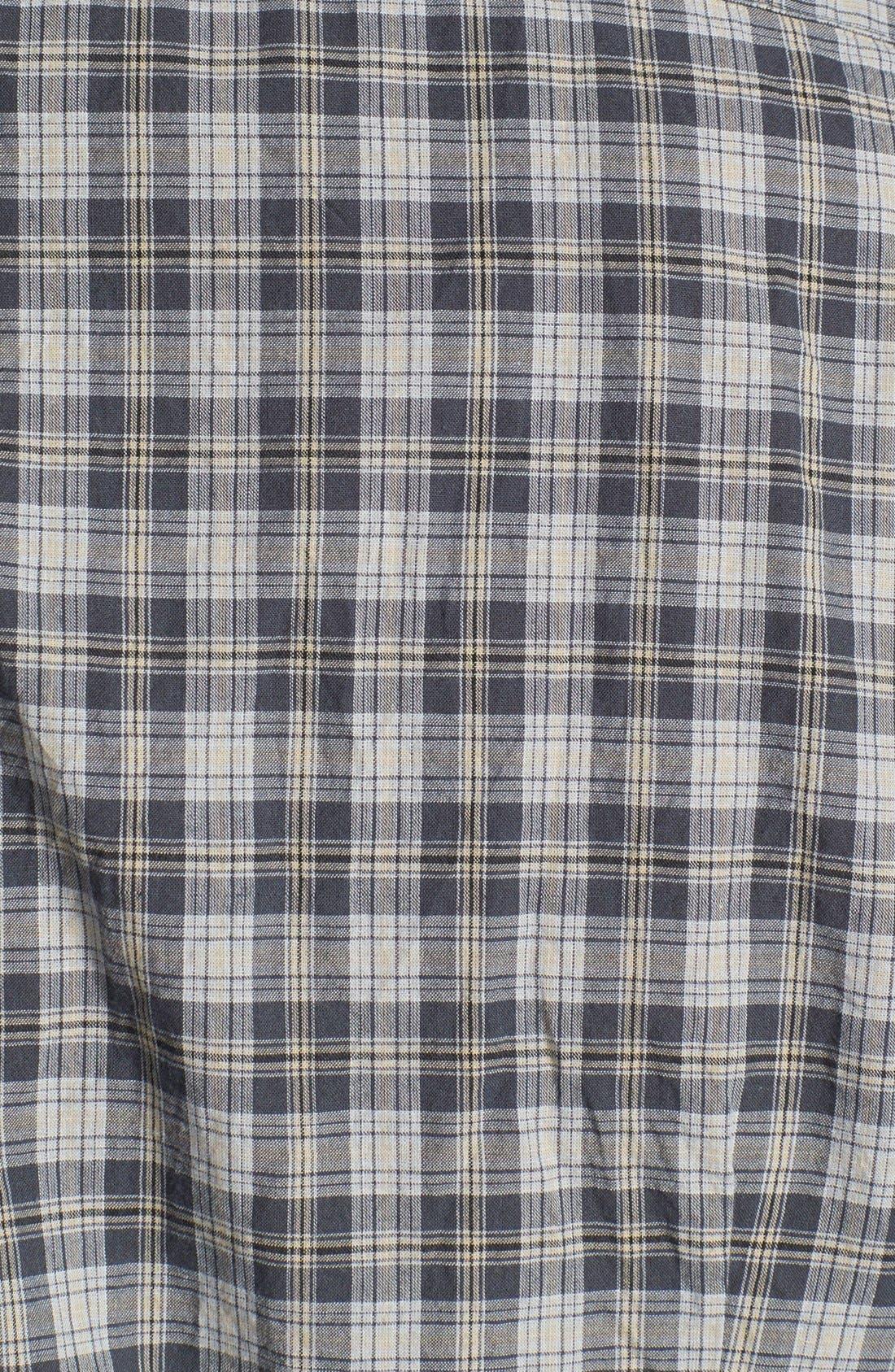 Alternate Image 3  - John Varvatos Star USA Regular Fit Sport Shirt