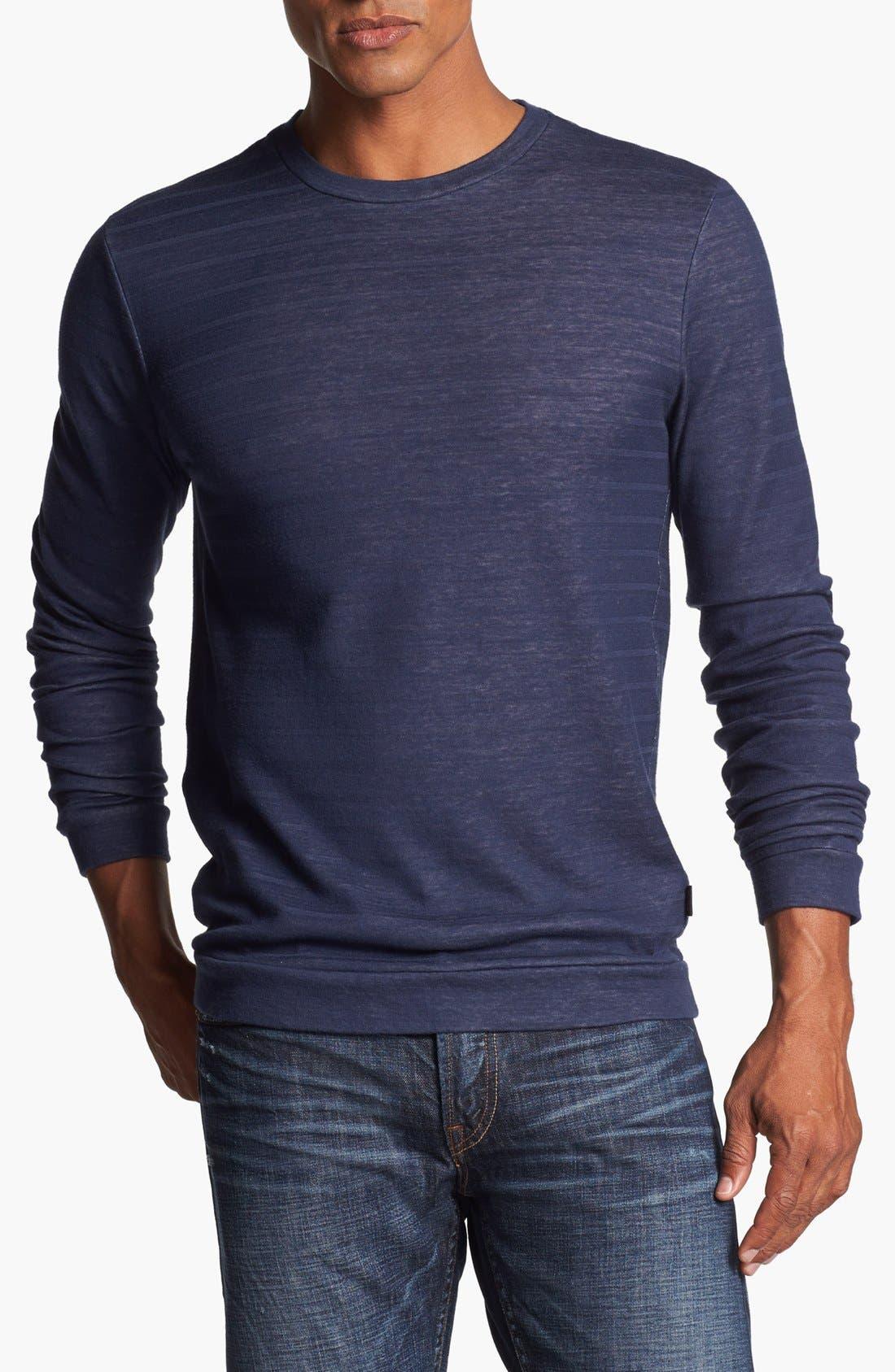 Alternate Image 1 Selected - BOSS Black 'Abruzzi' Sweater