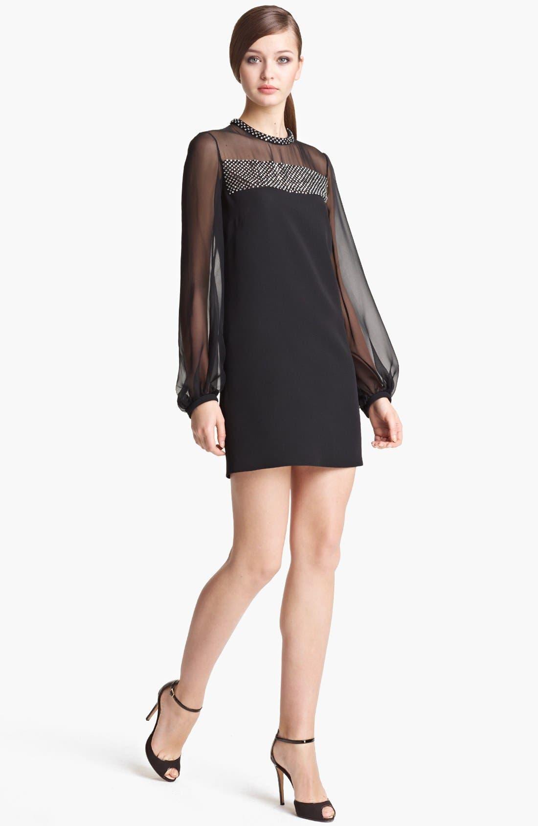 Alternate Image 1 Selected - Emilio Pucci Embellished Dress