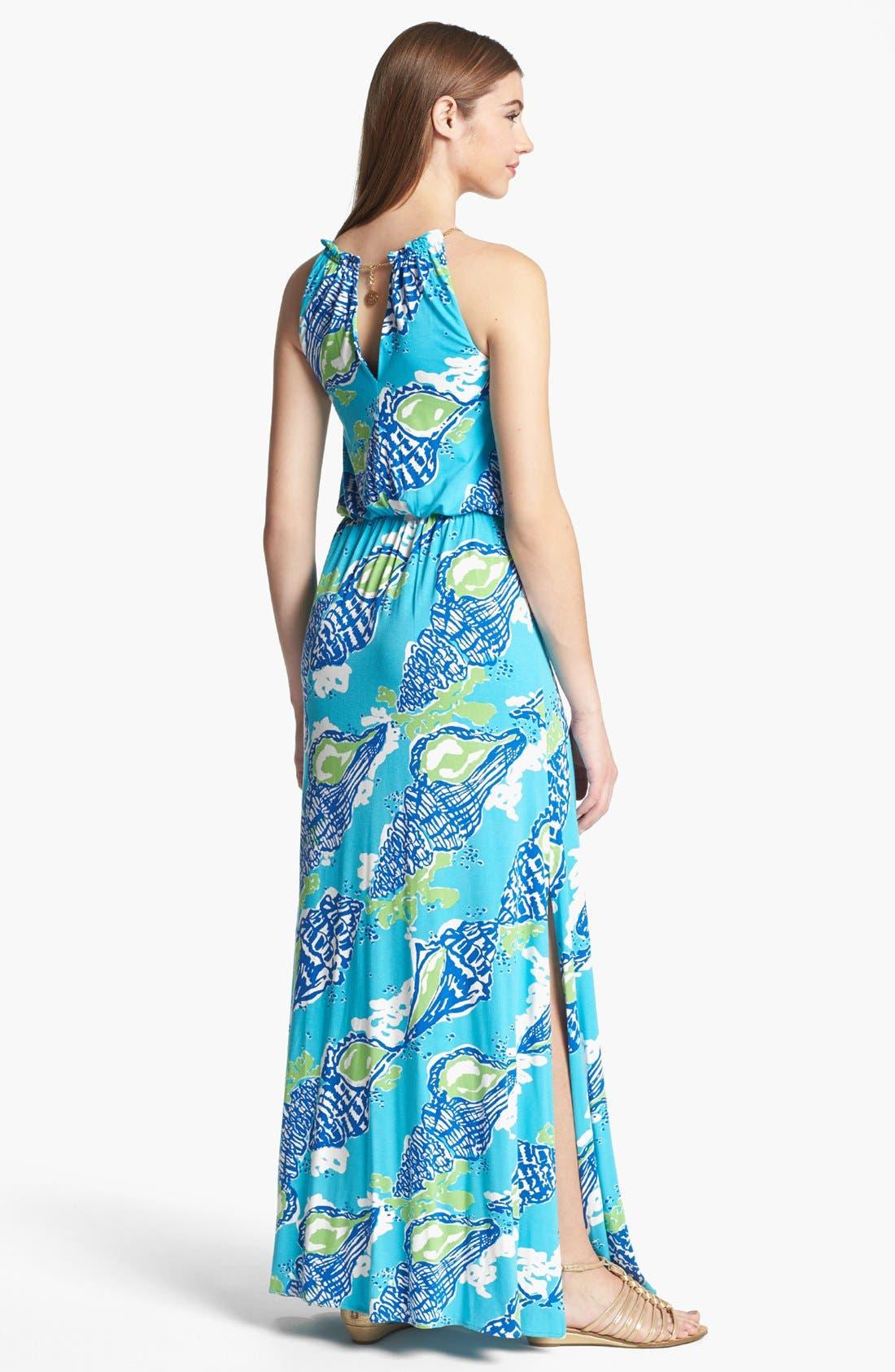 Alternate Image 2  - Lilly Pulitzer® 'Inna' Maxi Dress