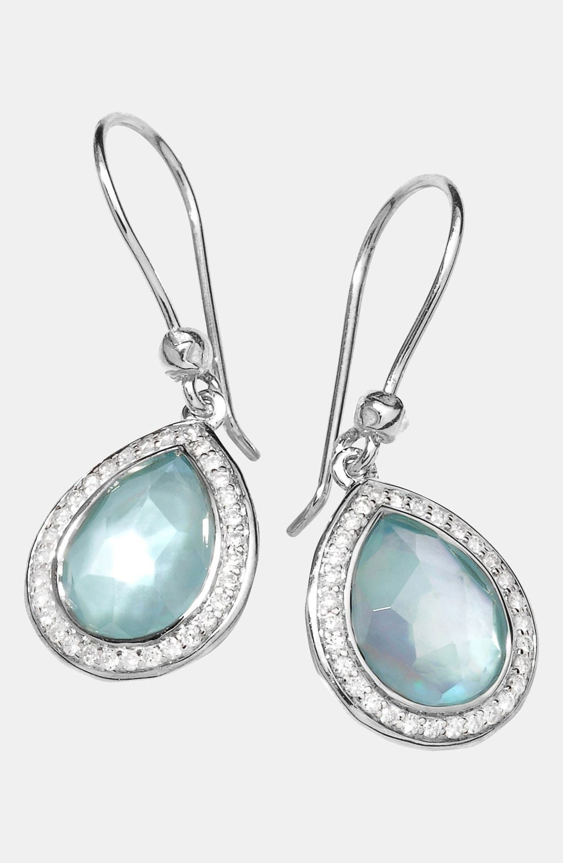 Main Image - Ippolita 'Stella' Small Teardrop Earrings