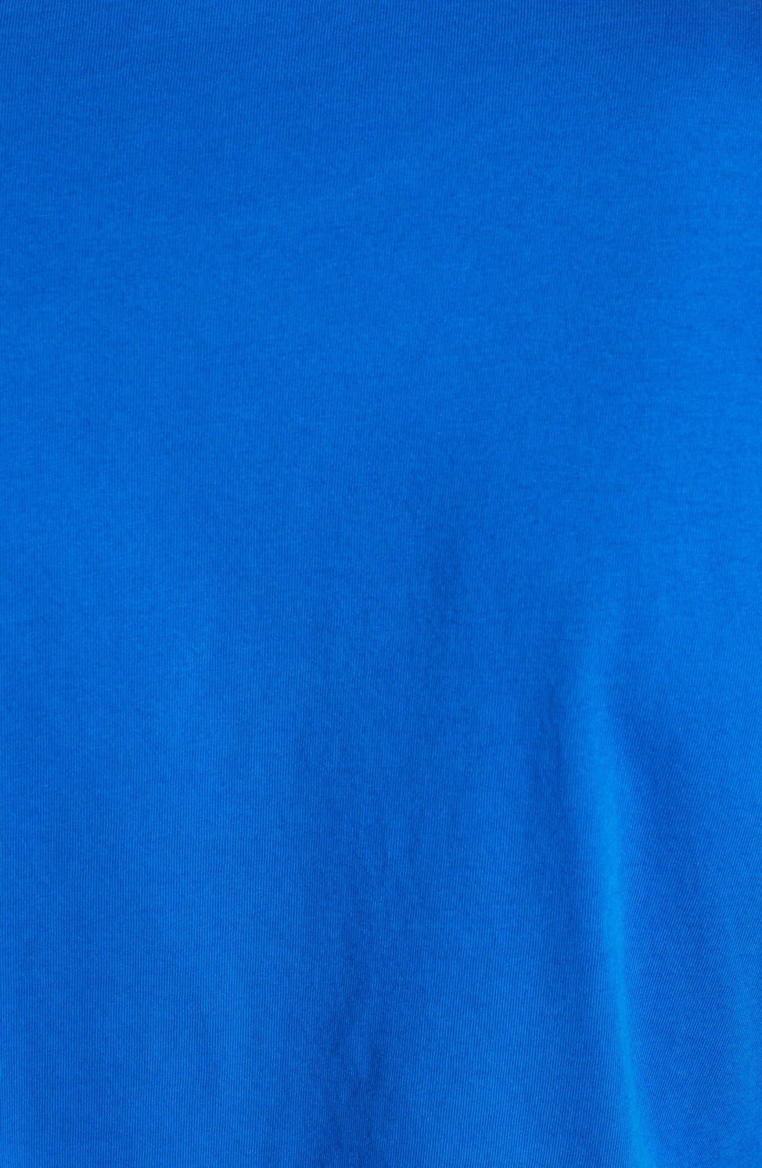 Alternate Image 3  - Junk Food 'New England Patriots - Kick Off' Graphic T-Shirt.