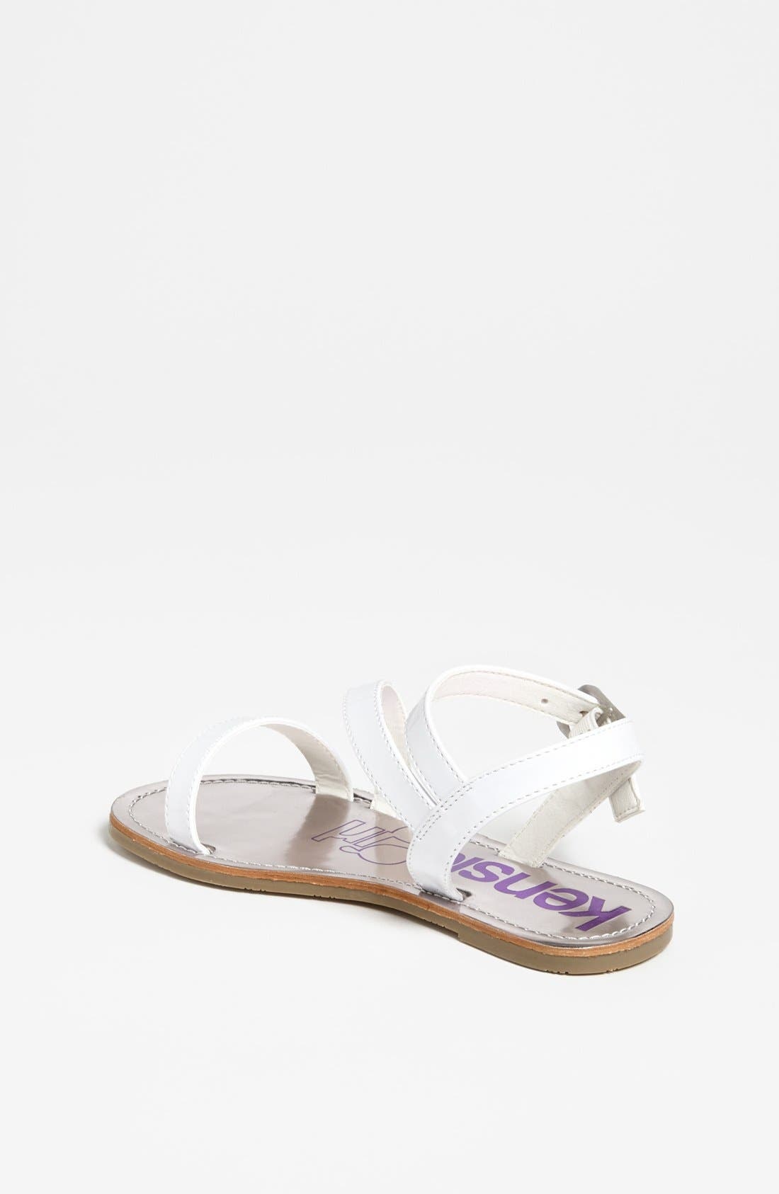 Alternate Image 2  - kensie girl Strappy Sandal (Toddler, Little Kid & Big Kid)