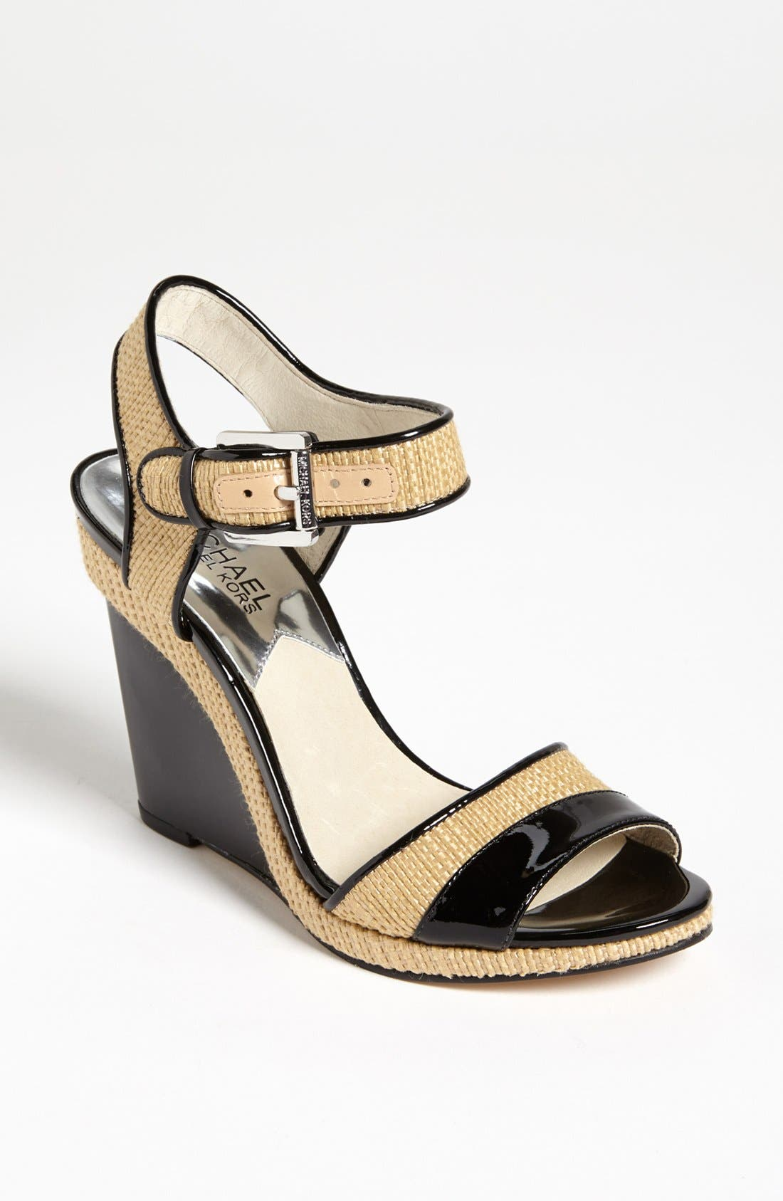 Alternate Image 1 Selected - MICHAEL Michael Kors 'Camilla' Sandal