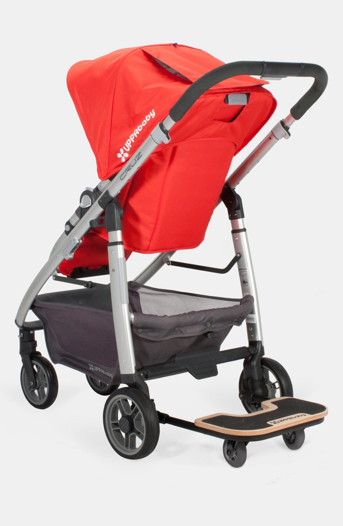 Alternate Image 2  - UPPAbaby CRUZ & ALTA Stroller PiggyBack™ Ride-Along Board