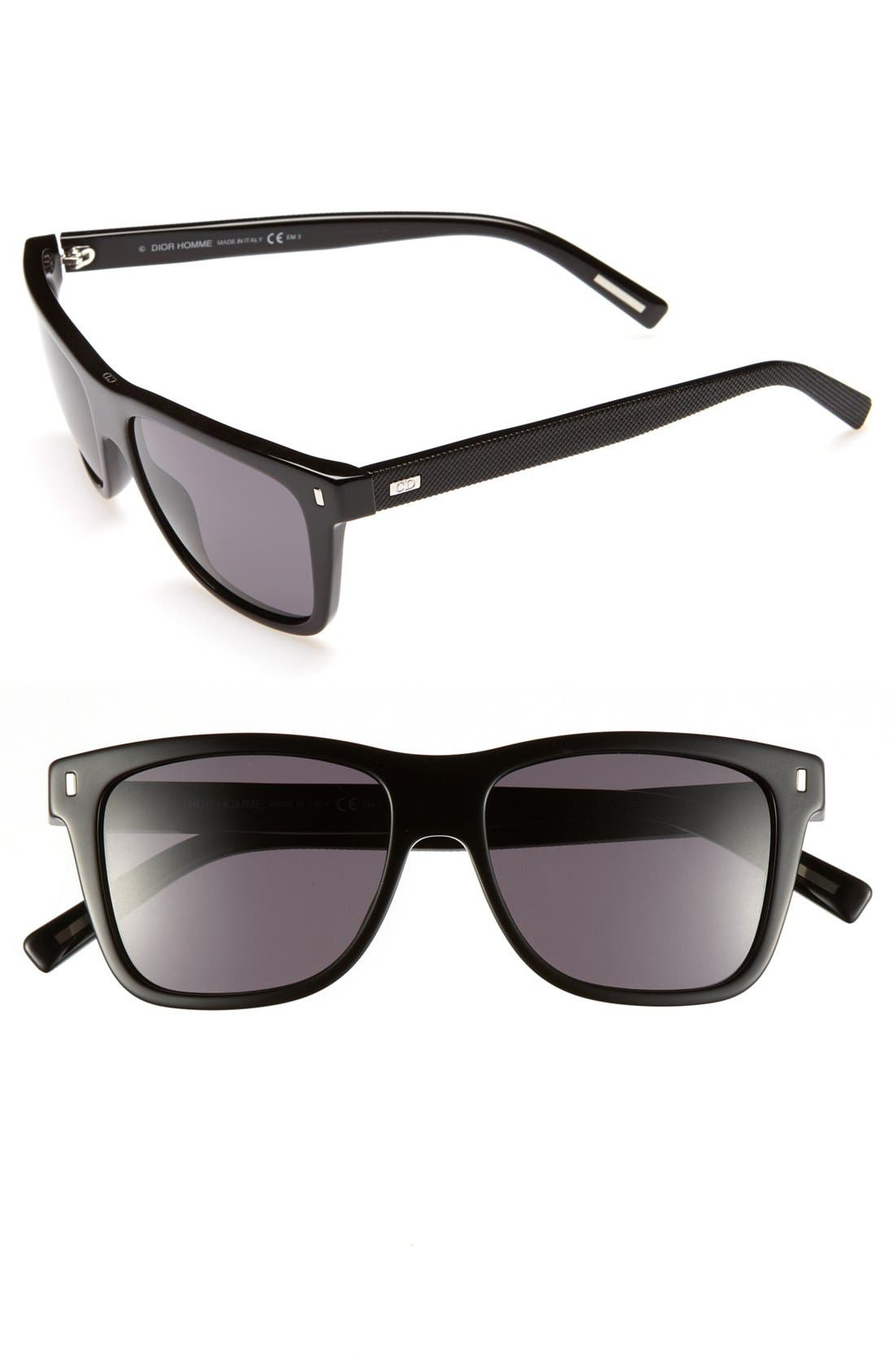 Main Image - Dior Homme '154S' 54mm Sunglasses