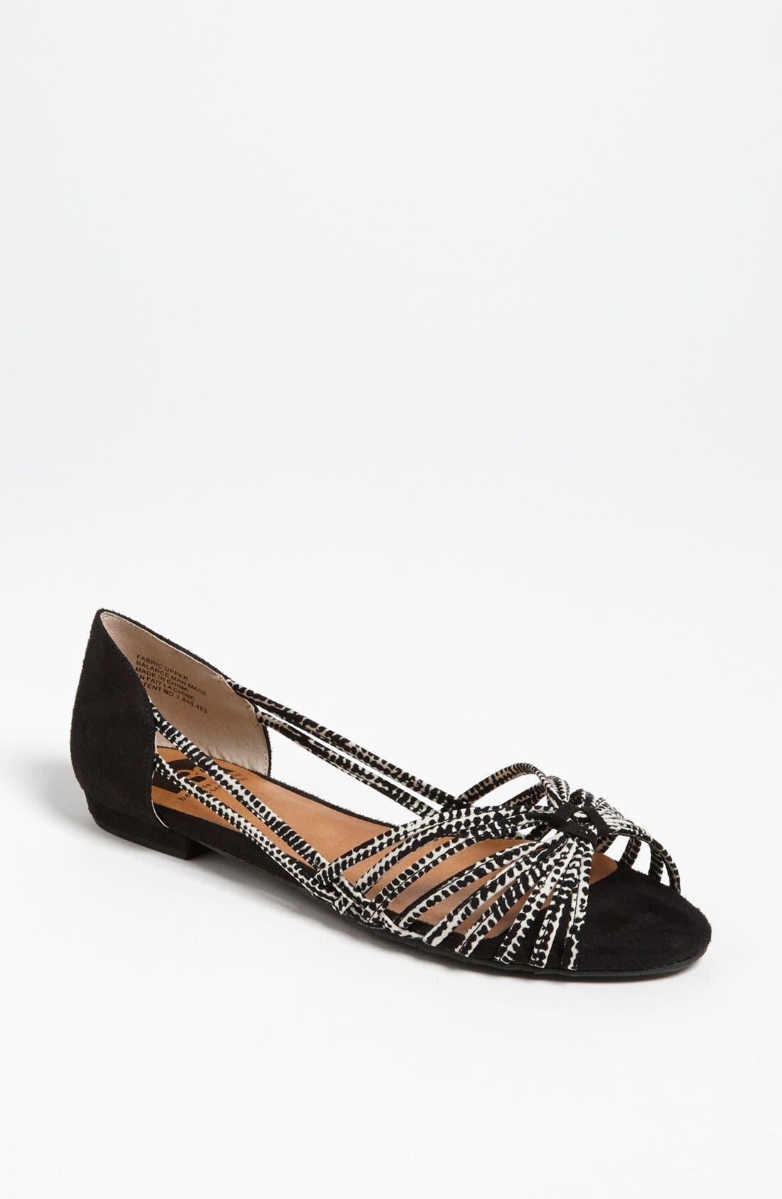 Alternate Image 1 Selected - BC Footwear 'Sharp as a Tack' Sandal