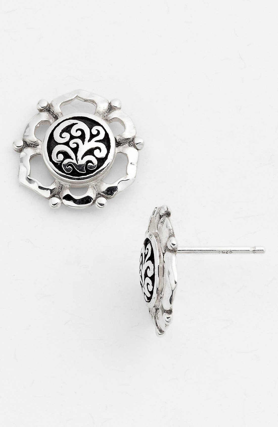 Alternate Image 1 Selected - Lois Hill Small Cutout Stud Earrings
