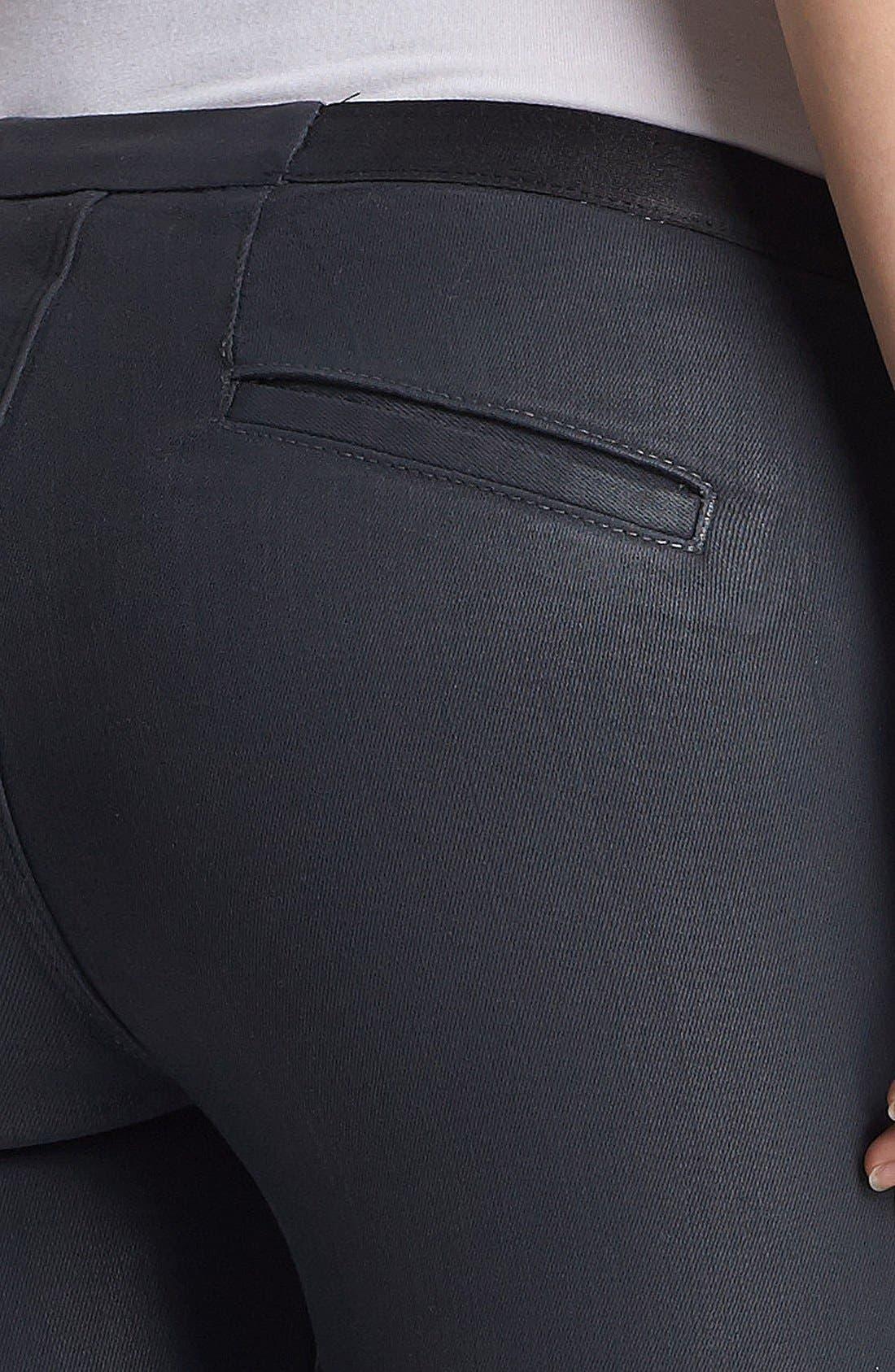 Alternate Image 5  - HELMUT Helmut Lang 'High Gloss' Leggings