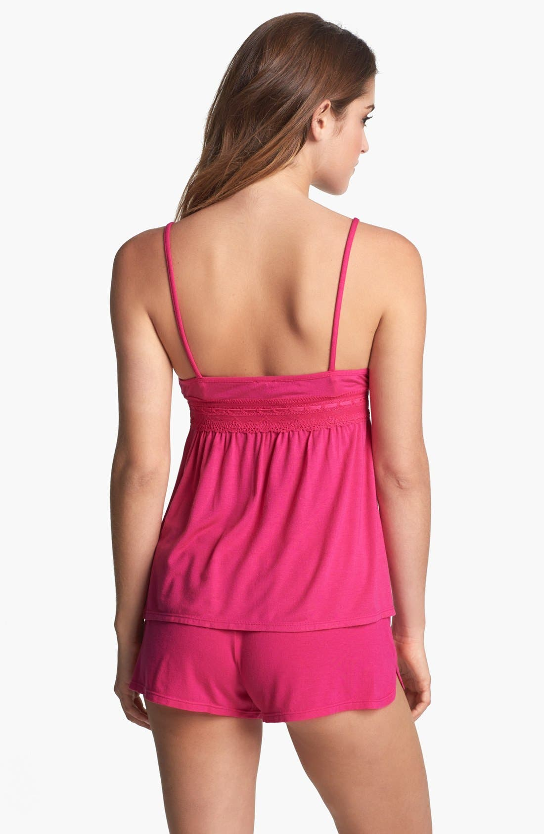 Alternate Image 2  - Juicy Couture 'Sleep Essential' Camisole & Shorts (Online Only)