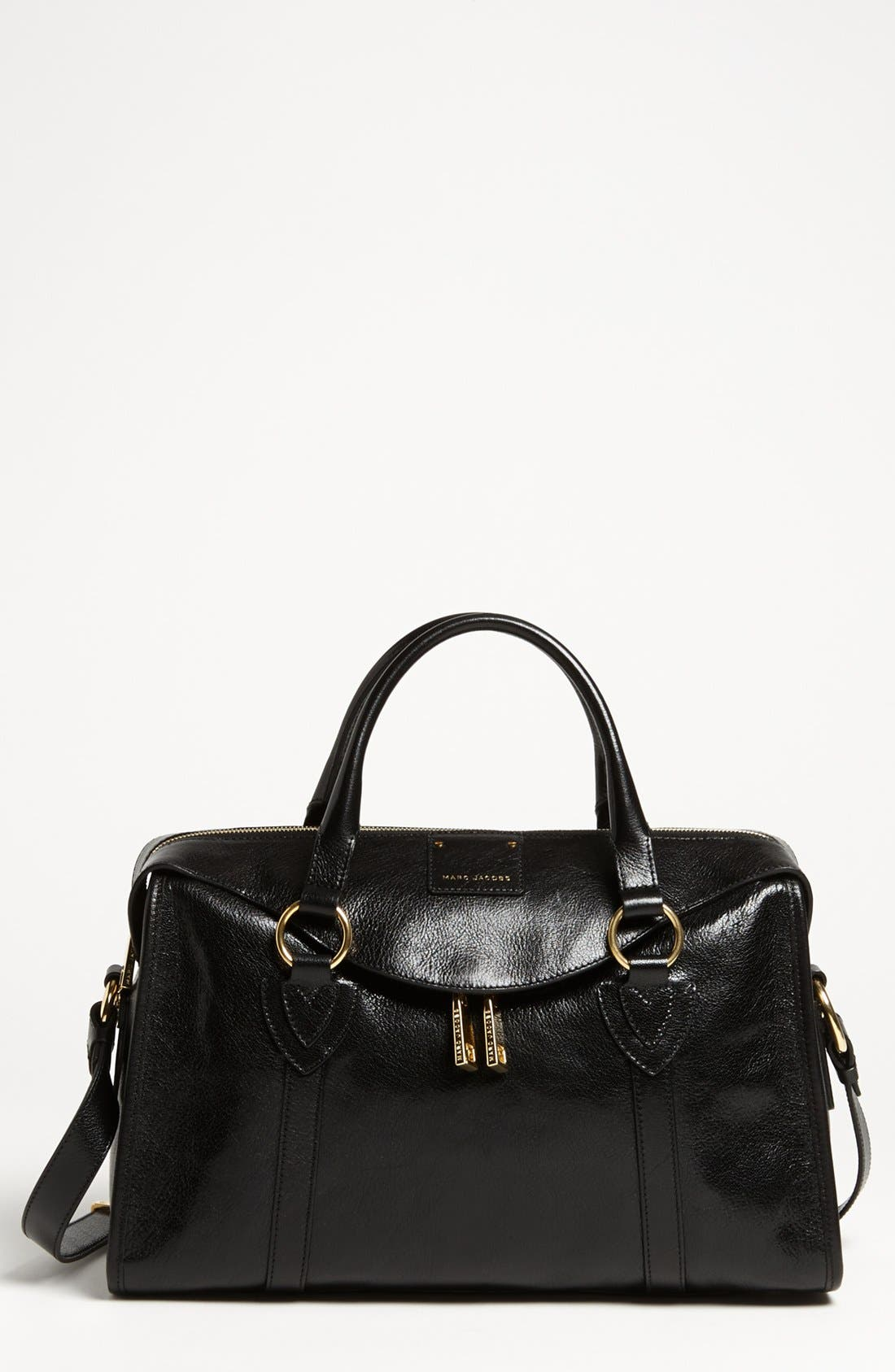 Alternate Image 1 Selected - MARC JACOBS 'Large Wellington Fulton' Leather Satchel